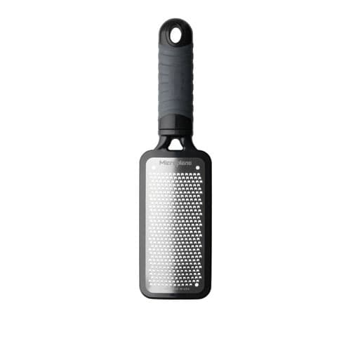Microplane Home Series Fine Grater Black