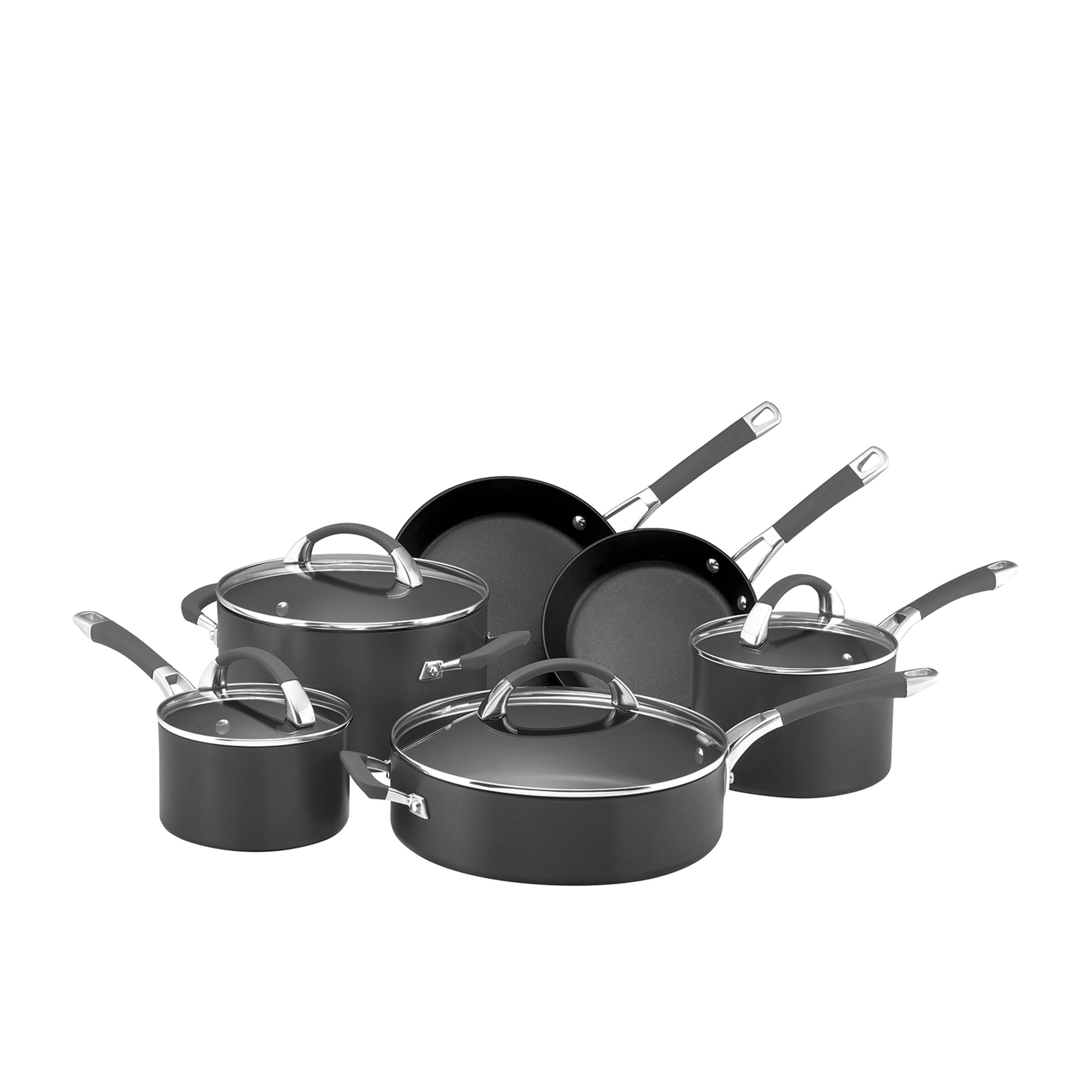 Anolon Endurance+ 6pc Cookware Set