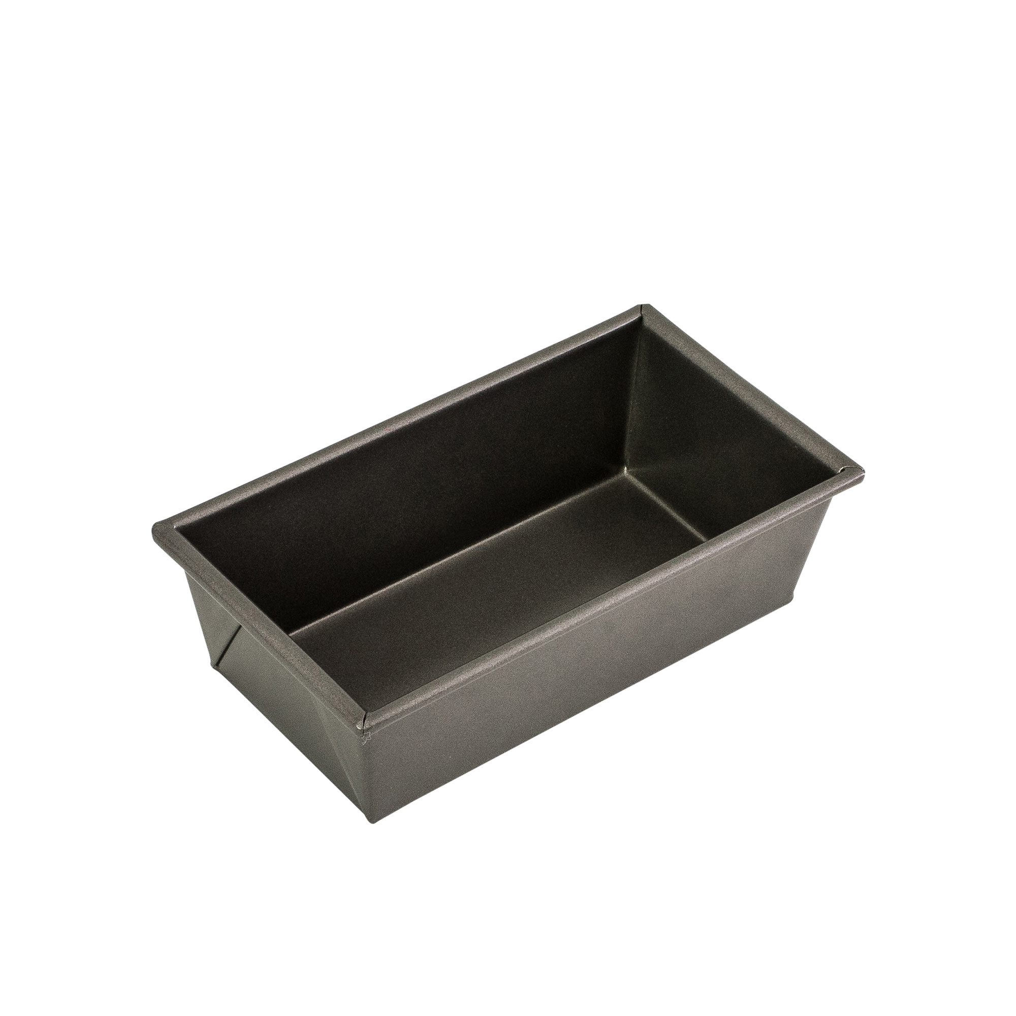 Bakemaster Box Sided Loaf Pan 21x11cm