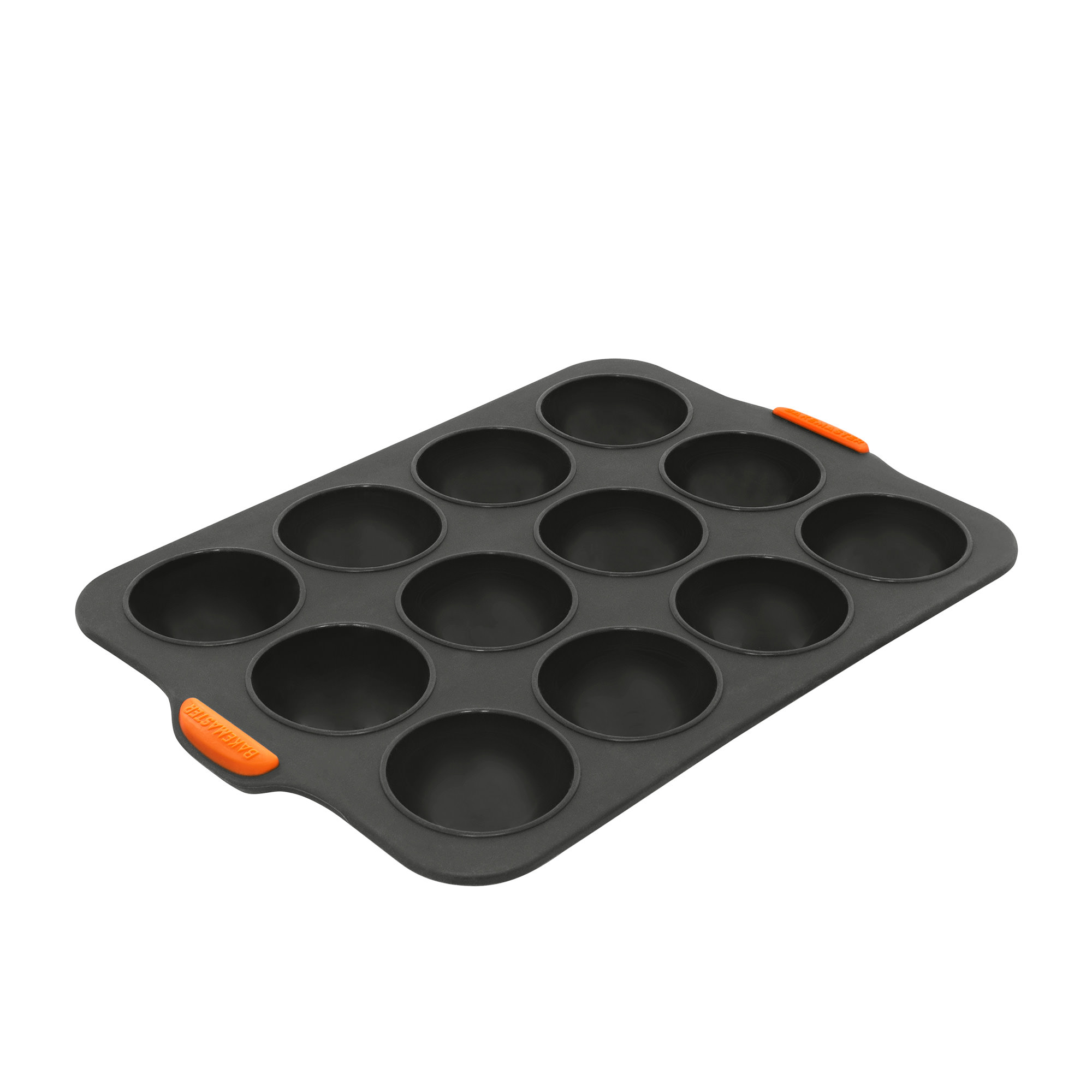 Bakemaster Silicone 12 Cup Dome Tray 35x24cm