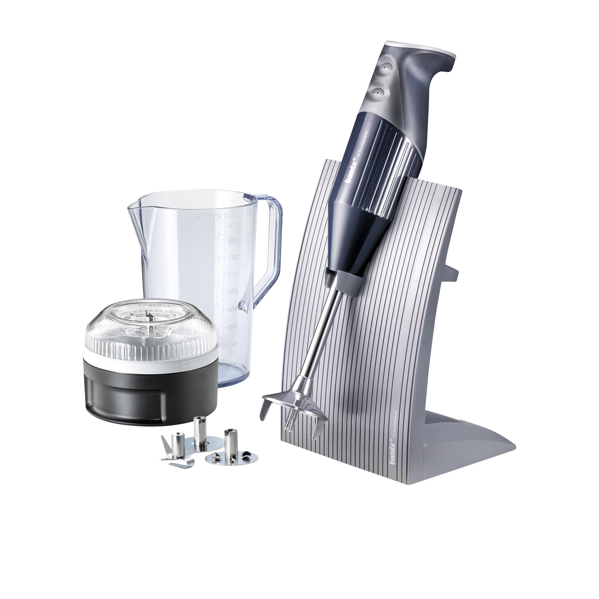 Bamix SwissLine Hand Blender 200W Night Blue
