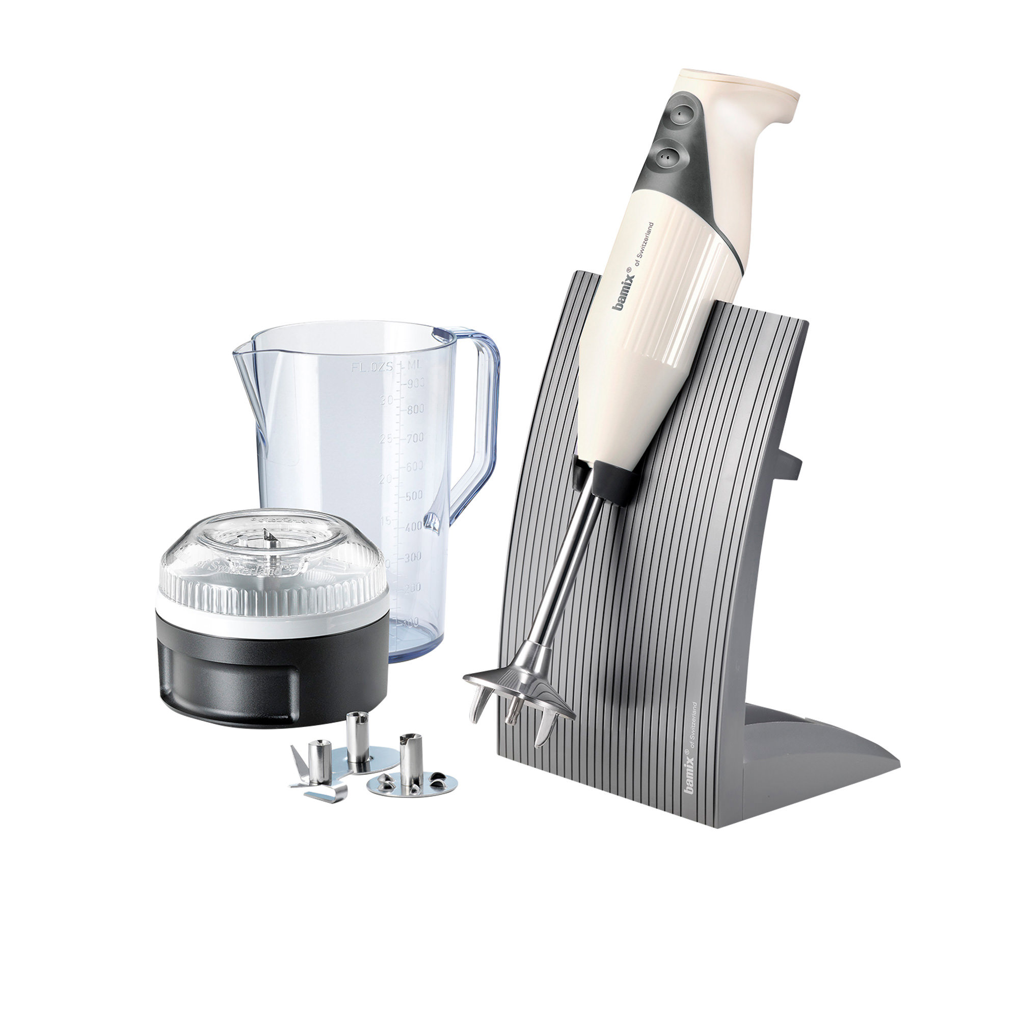 Bamix ColourLine Hand Blender 200W Cream