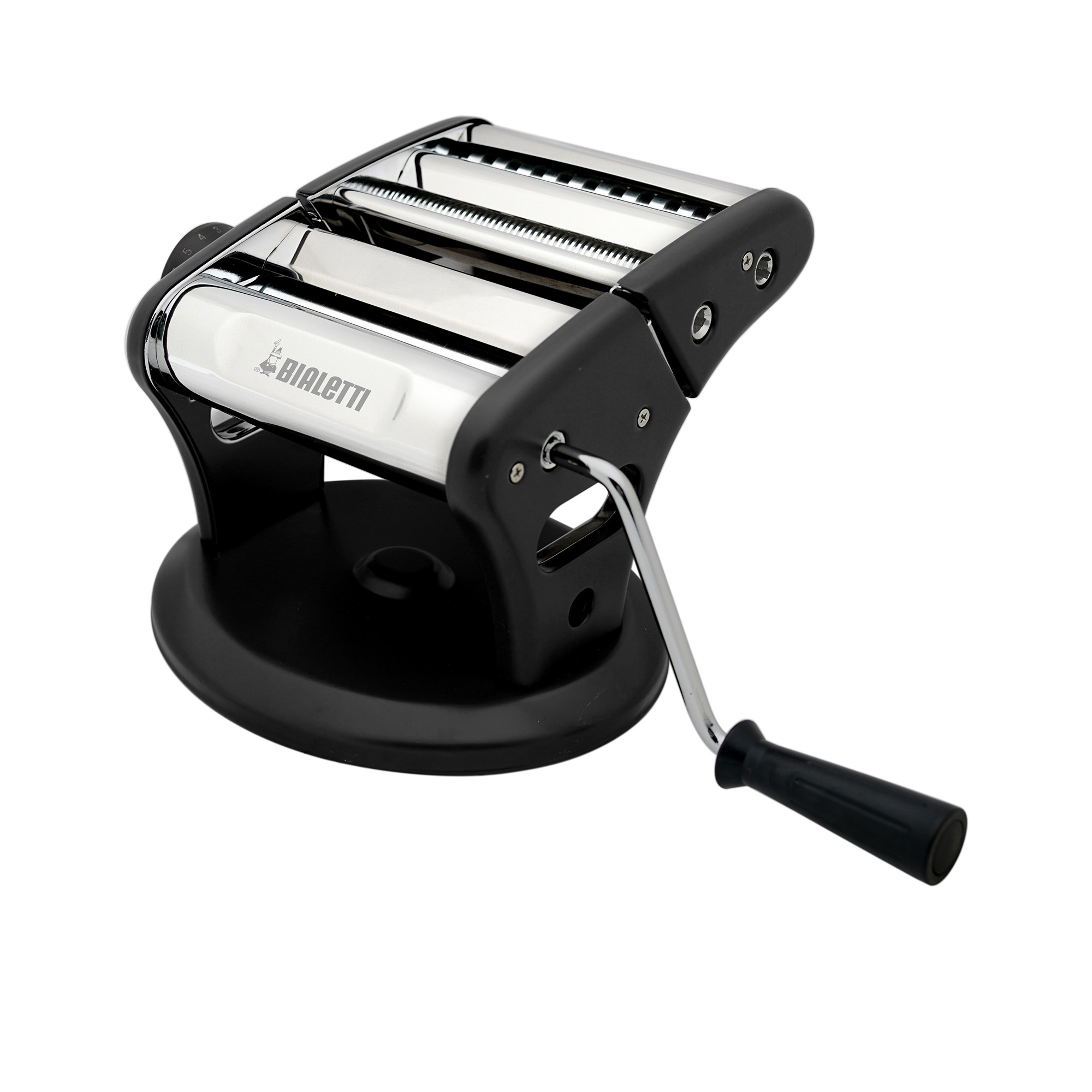 Bialetti Pasta Machine Matte Black