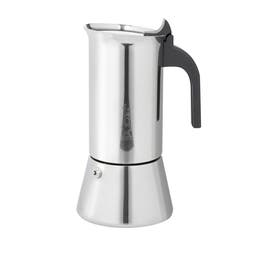 Bialetti Venus Stainless Steel Induction Espresso Maker 10 Cup