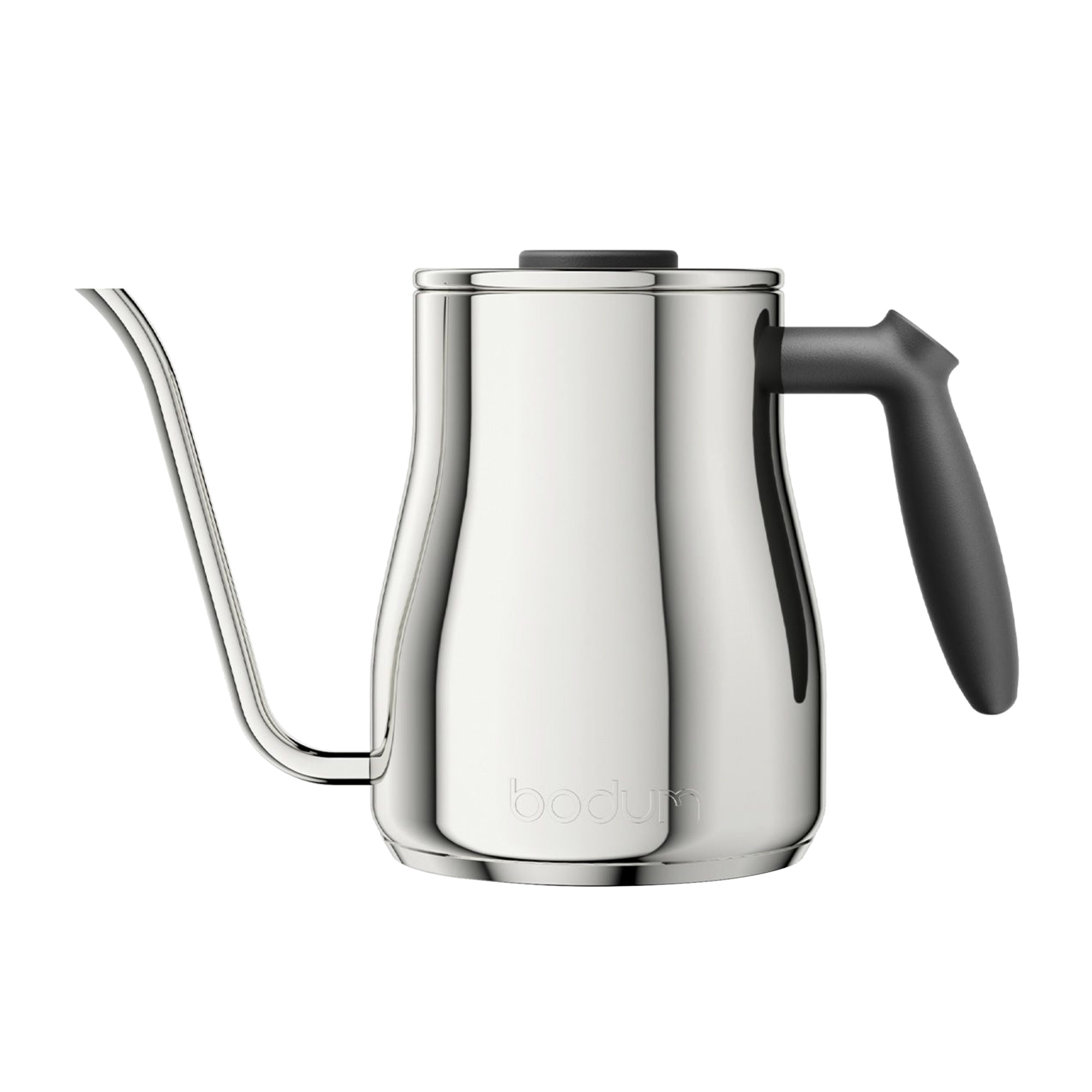 Bodum Bistro Gooseneck Pour Over Kettle 1L Stainless Steel