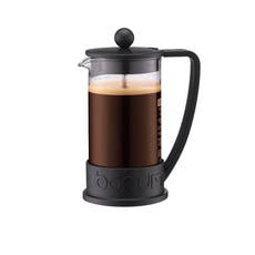 Bodum Brazil Coffee Press 3 <b>Cup</b> Black