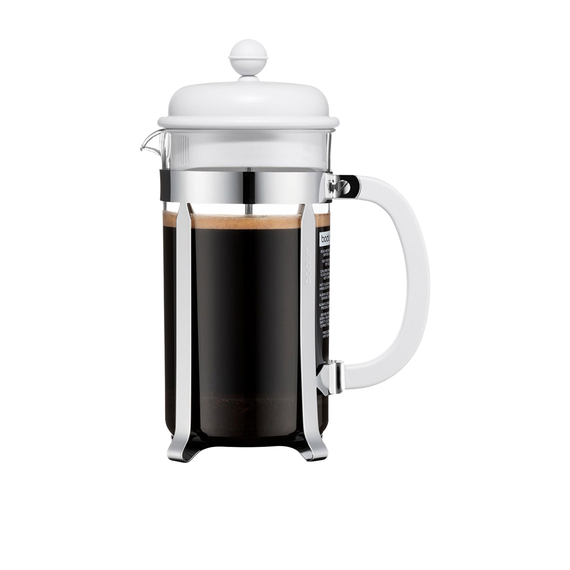 Bodum Caffettiera Coffee Press 8 Cup Shadow