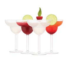 Bodum Oktett 4pc Margarita Glass Set 250ml
