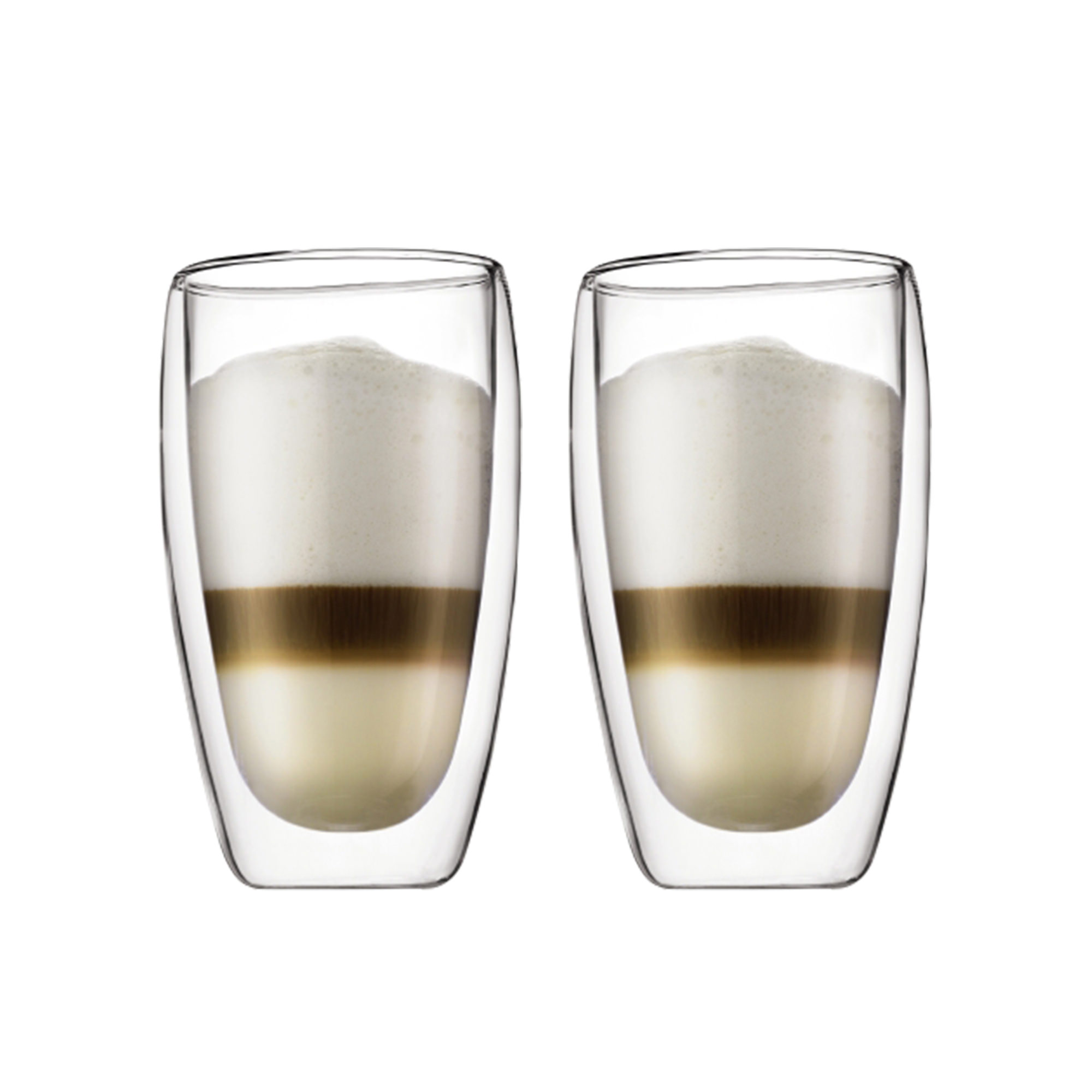 Bodum Pavina 2pc Double Wall Glasses 450ml
