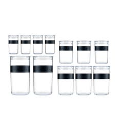 <b>Bodum</b> Presso 12pc Storage Jar Set