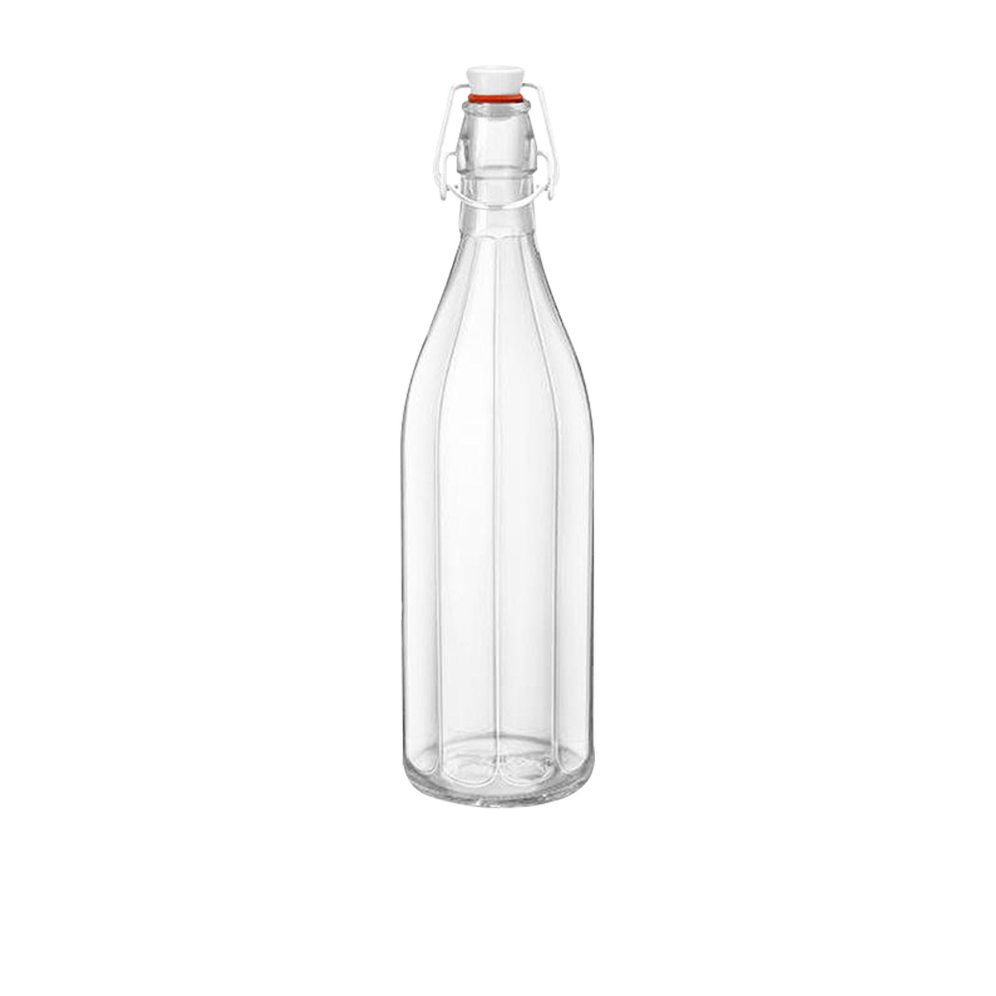Bormioli Rocco Oxford Bottle with Top 1L Clear