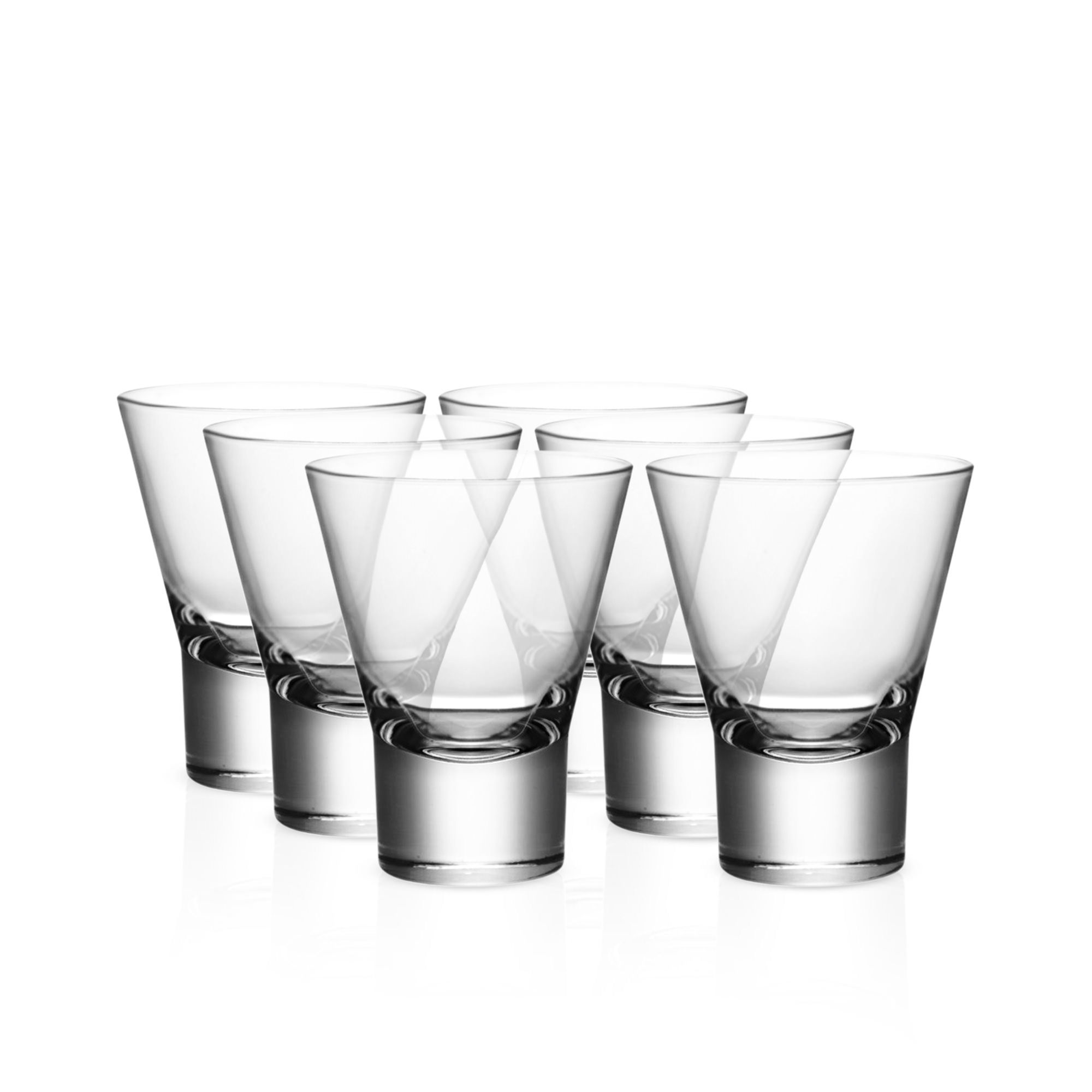 Bormioli Rocco Ypsilon After Dinner Glass 150ml Set of 6