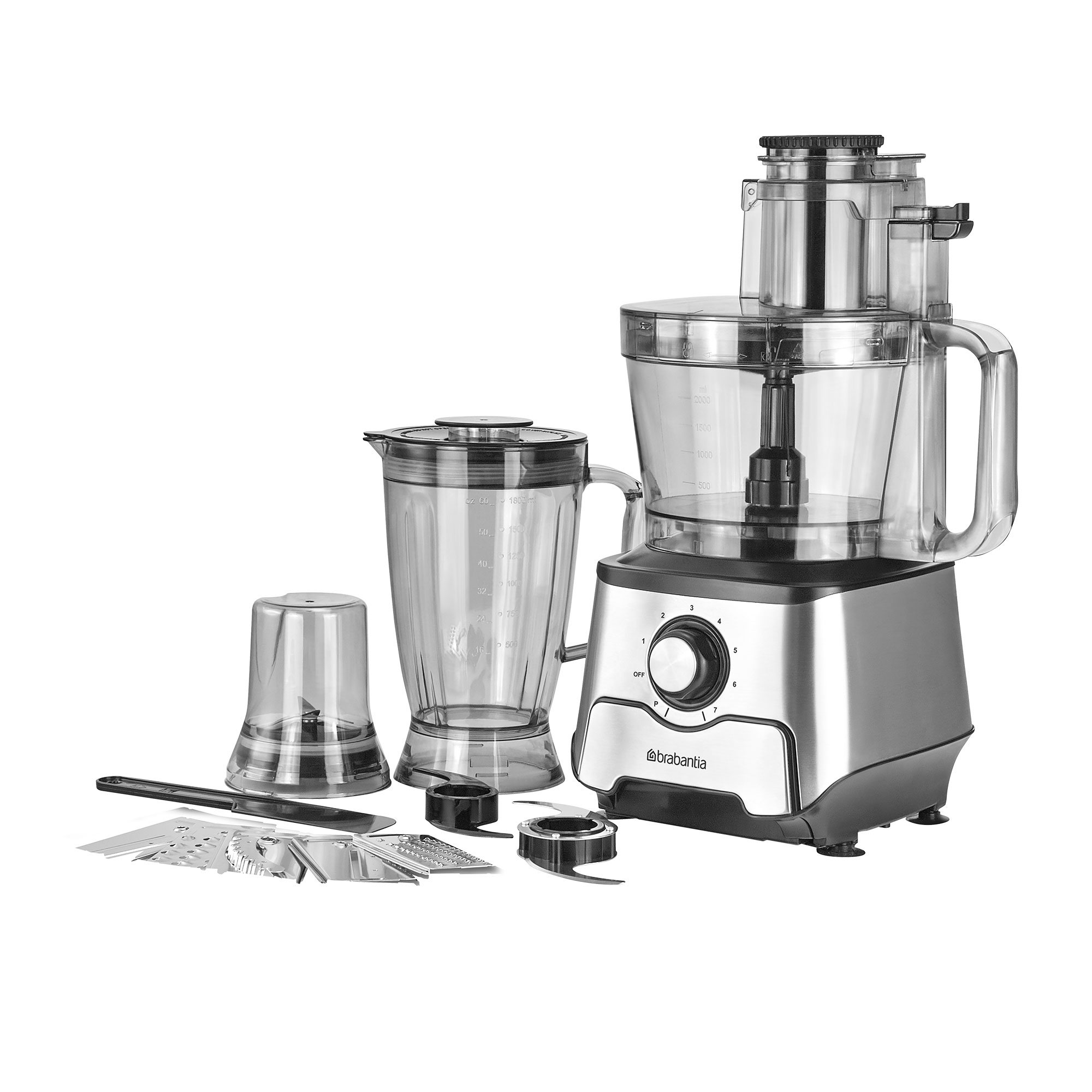 Brabantia Food Processor 14 Cup