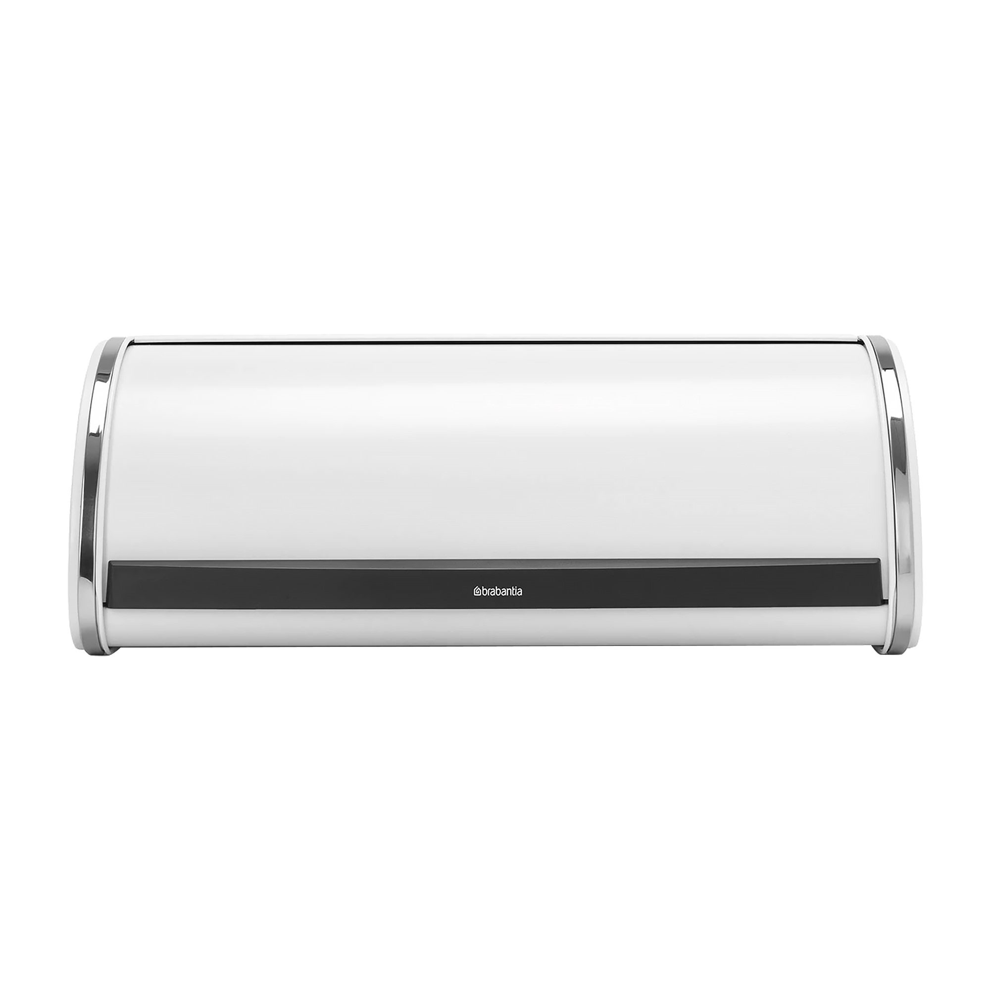 Brabantia Roll Top Bread Bin Large White