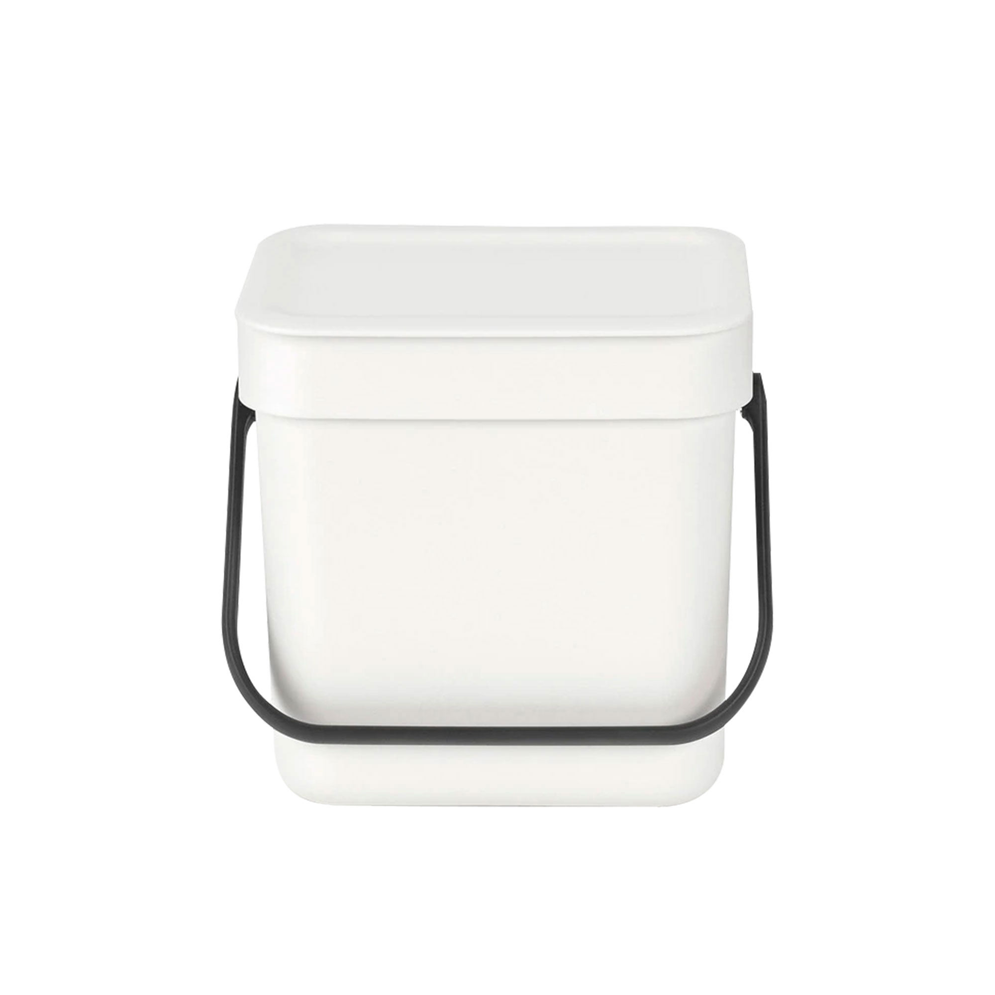 Brabantia Sort & Go Compost Waste Bin 3L White