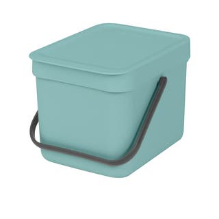 Brabantia Sort & Go Waste Bin 6L Mint