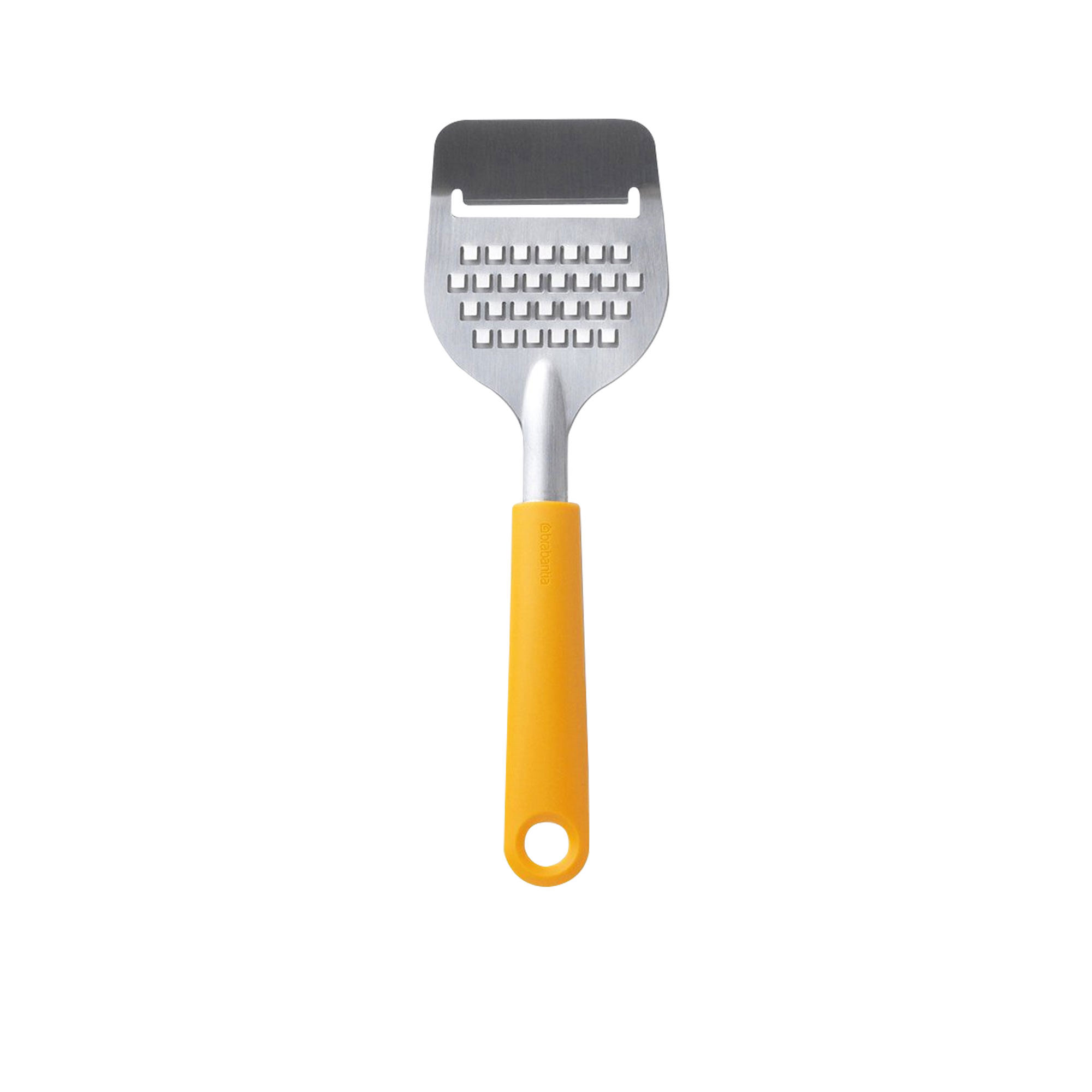 Brabantia Tasty+ Cheese Slicer Plus Grater Honey Yellow