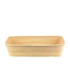Brunswick Bakers Rectangular Proving <b>Basket</b> 32cm