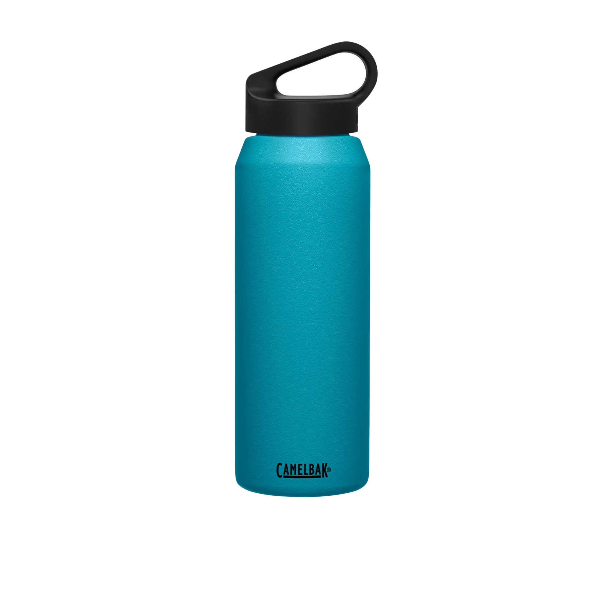 Camelbak Carry Cap Stainless Steel Insulated Drink Bottle 1L Larkspur Blue