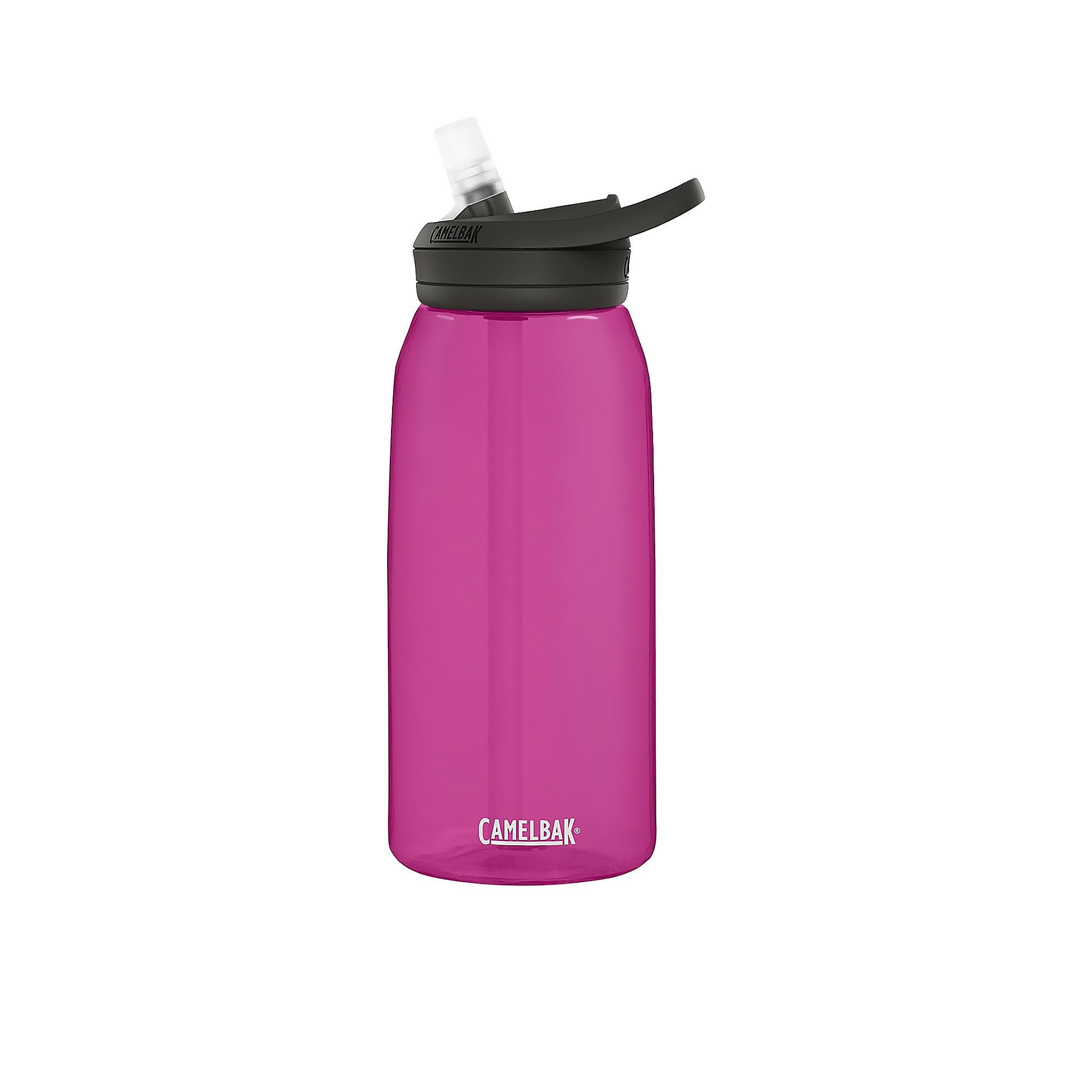 Camelbak Eddy+ Drink Bottle 1L Deep Magenta