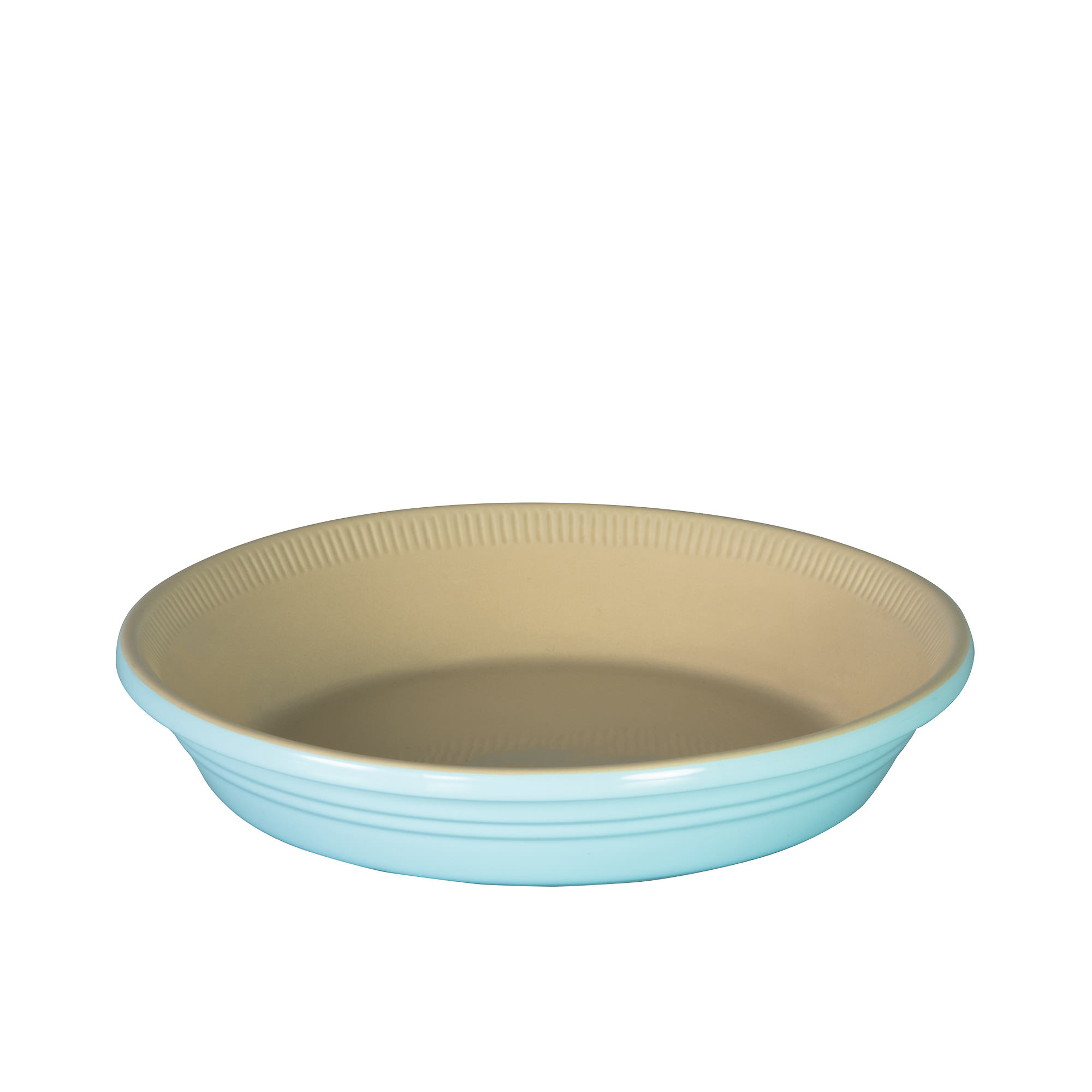 Chasseur La Cuisson Pie Dish 25cm Duck Egg Blue