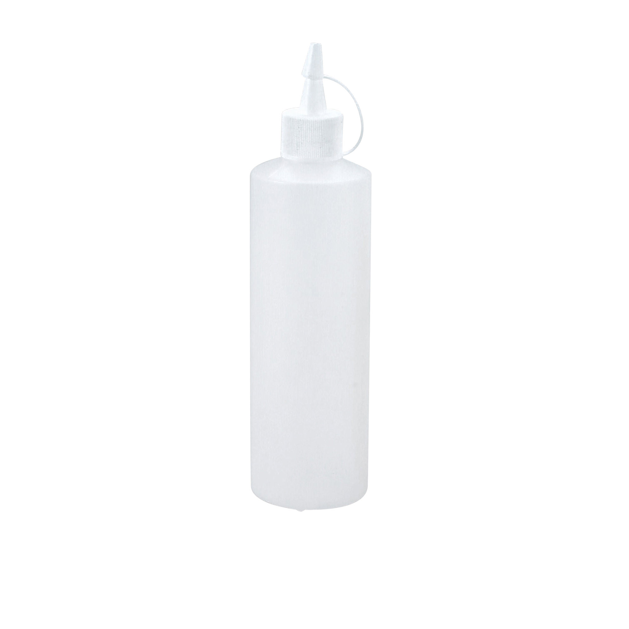 Chef Inox Clear Plastic Squeeze Bottle 500ml