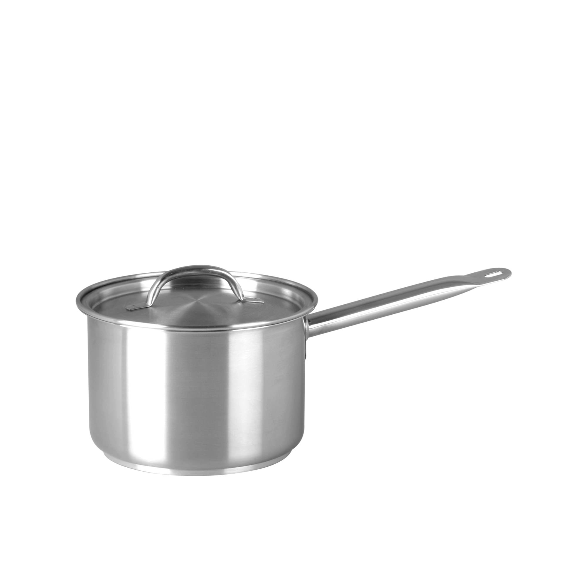 Chef Inox Elite Stainless Steel Saucepan 14cm - 1.2L