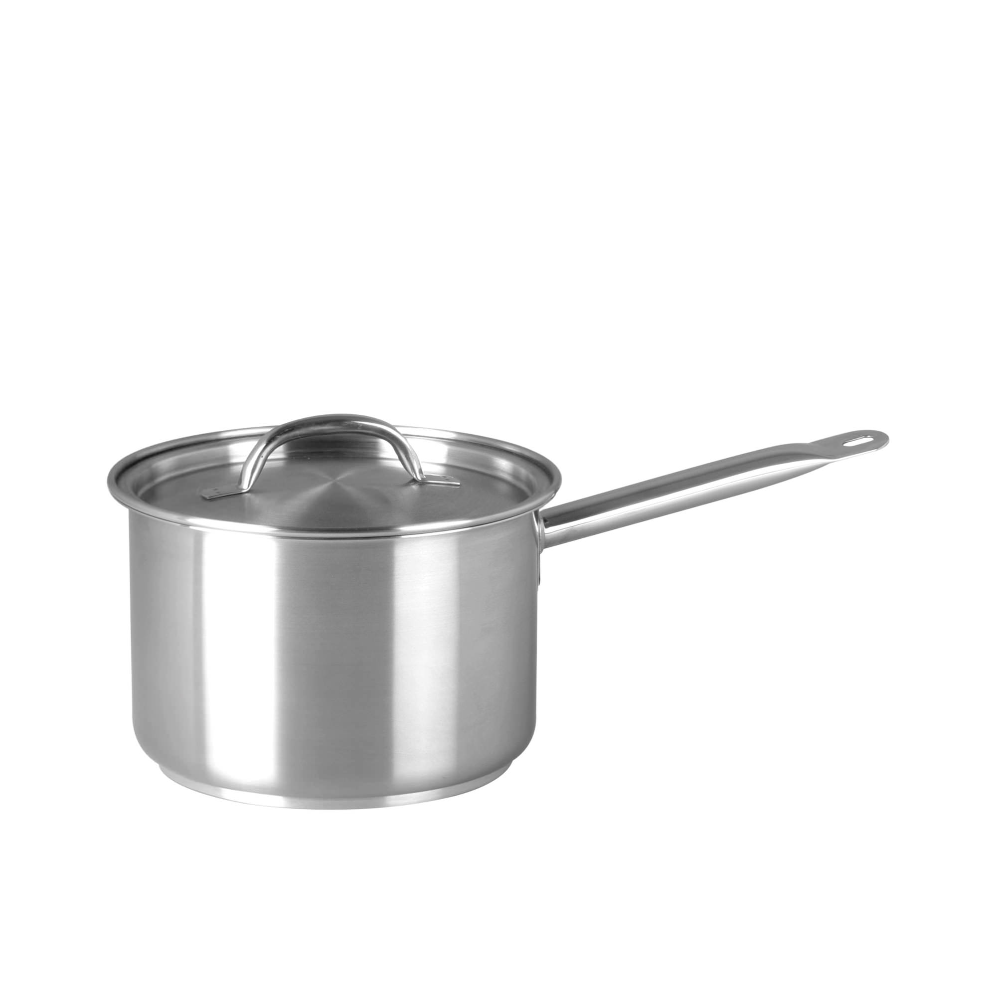Chef Inox Elite Stainless Steel Saucepan 16cm - 2.2L