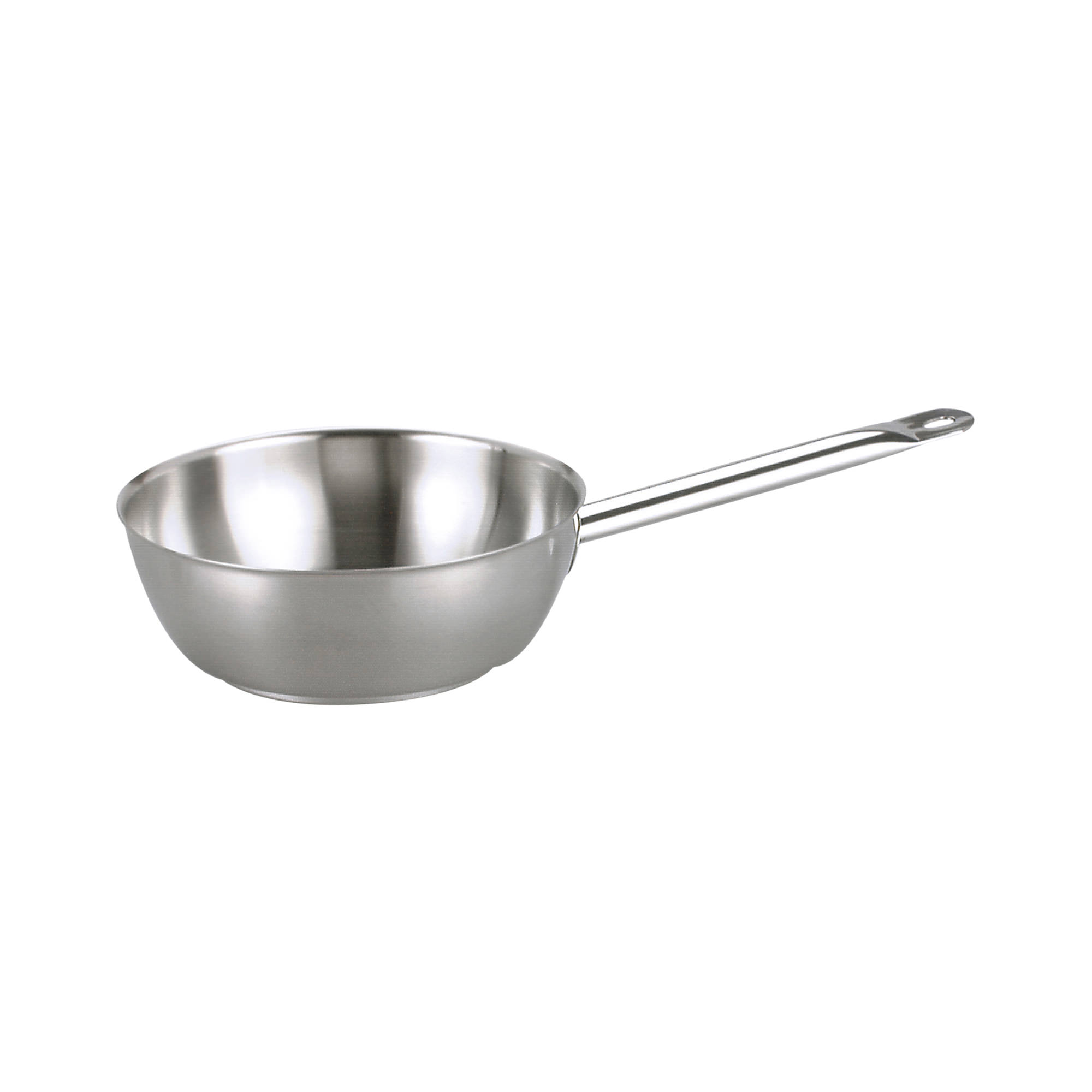 Chef Inox Elite Stainless Steel Sauteuse 24cm
