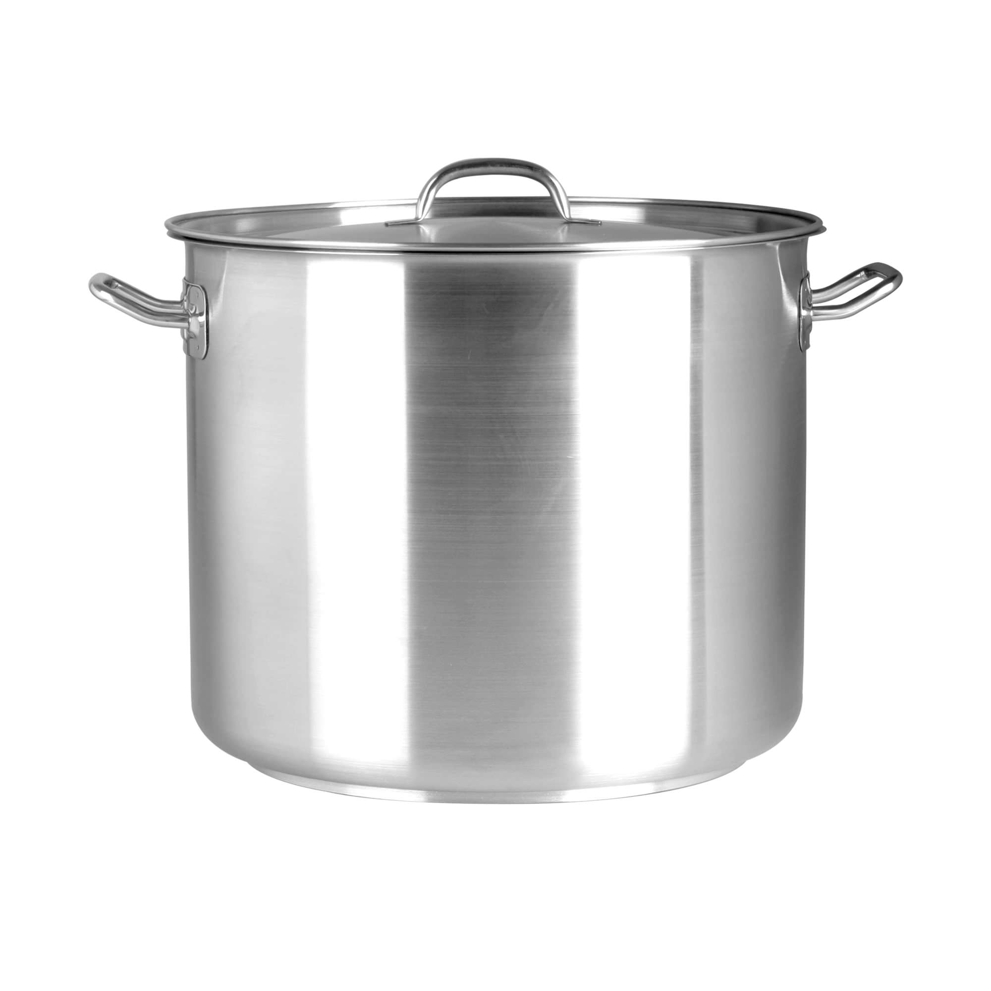 Chef Inox Elite Stainless Steel Stockpot 28cm - 16.5L