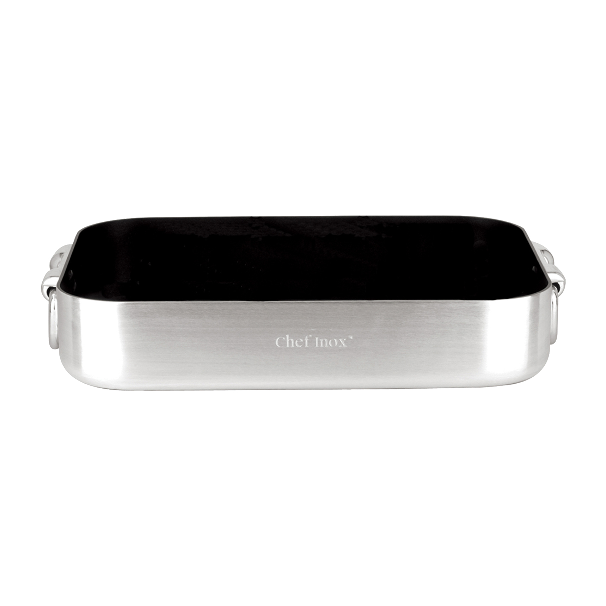 Chef Inox Non Stick Roasting Pan with Drop Handle 40x30cm