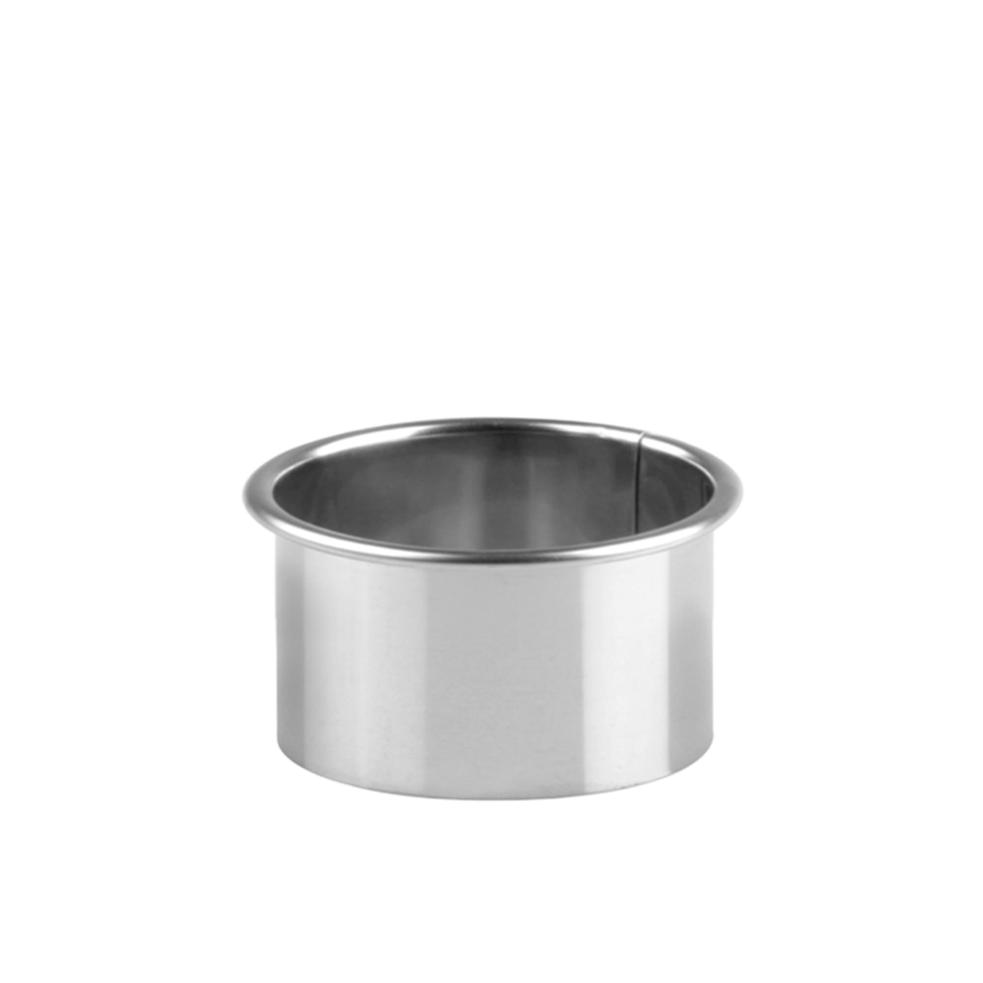 Chef Inox Plain Biscuit Cutter S/S 9cm