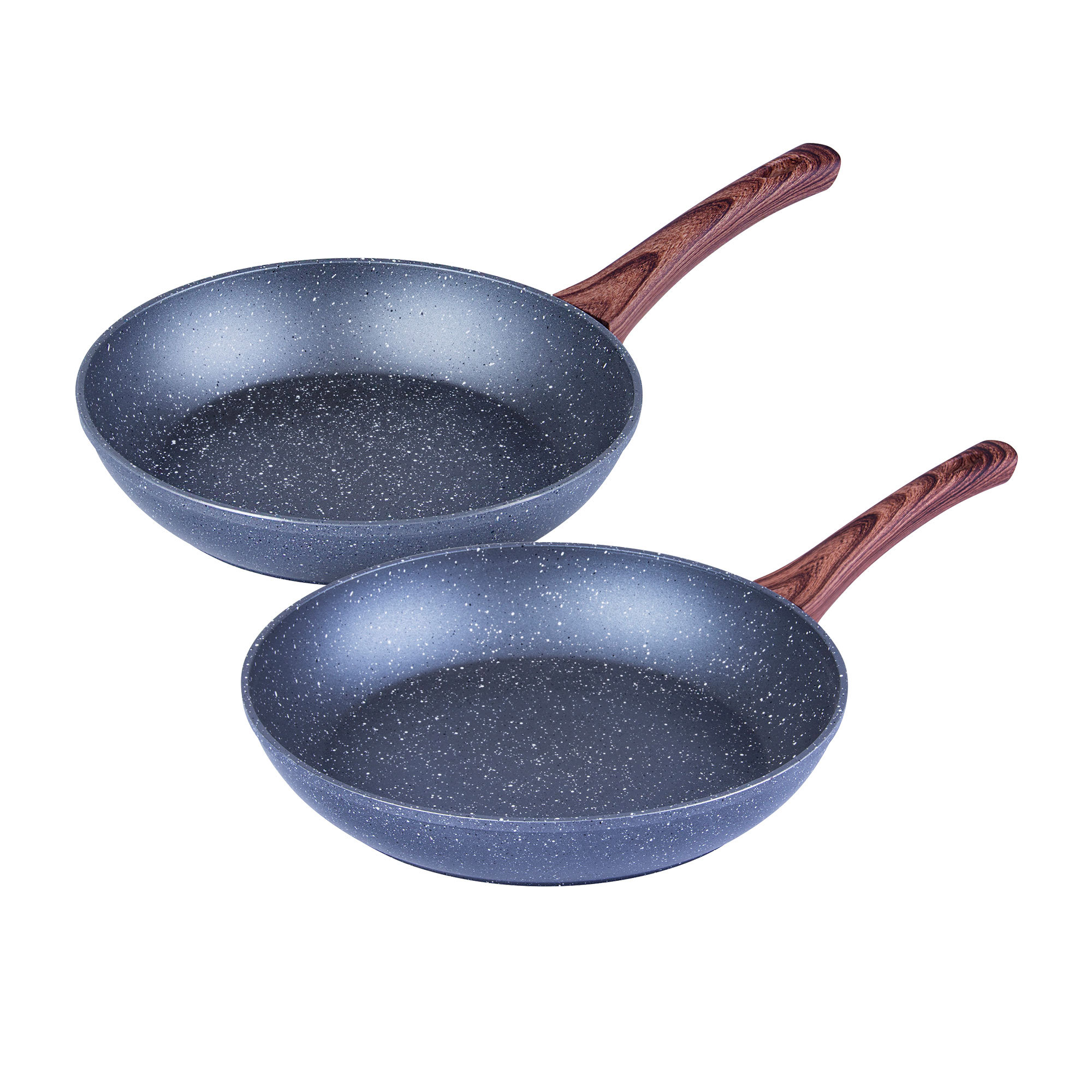 Clevinger 2pc Non-Stick Frypan Set