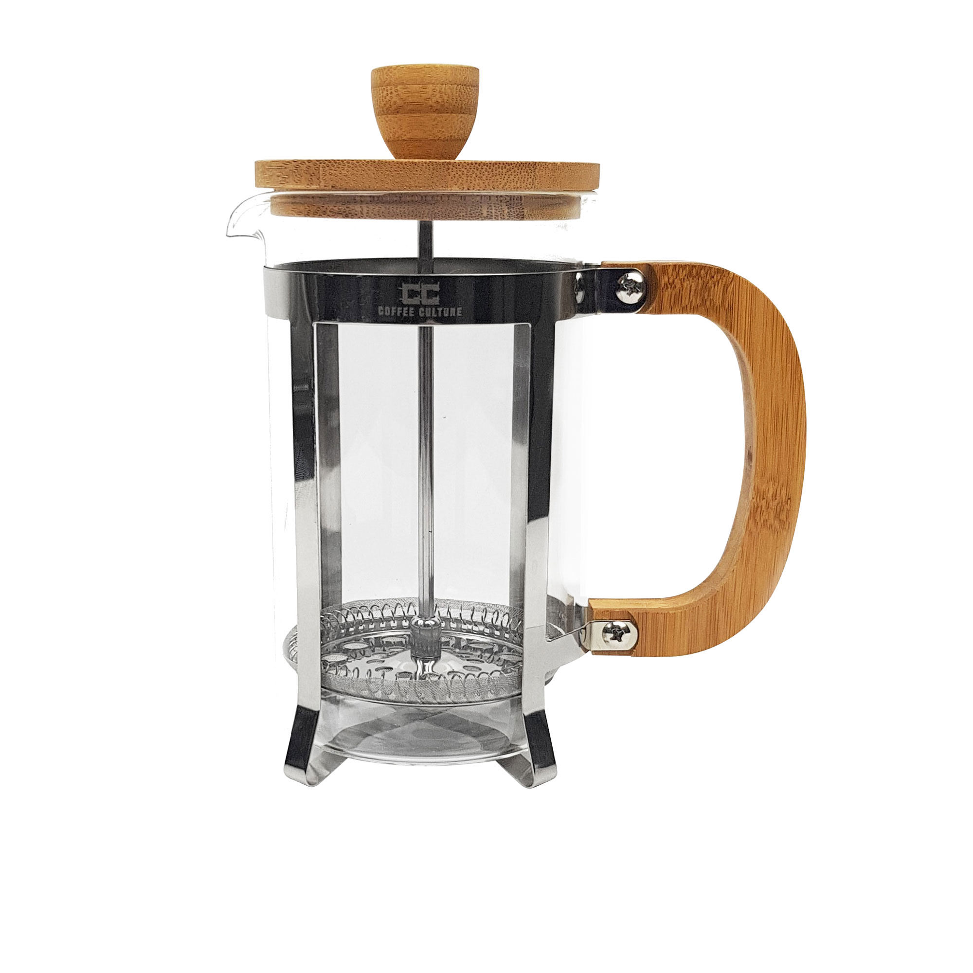 Coffee Culture Bamboo French Press 1L