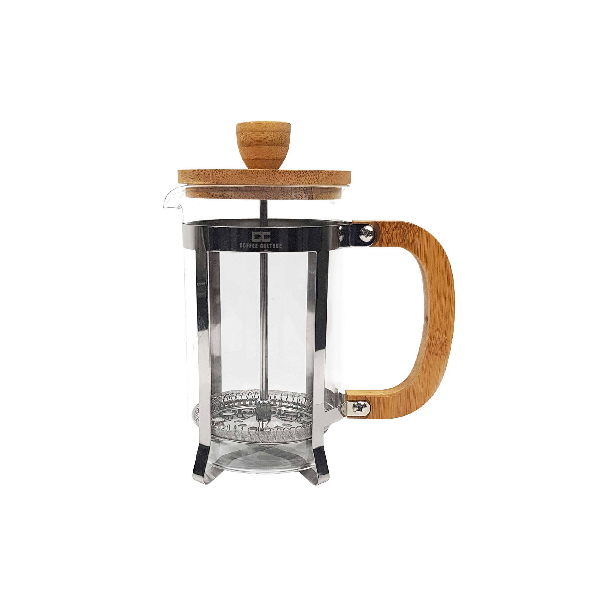 Coffee Culture Bamboo French Press 350ml