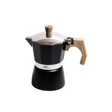 Coffee Culture Coffee Maker <b>3</b> Cup Black