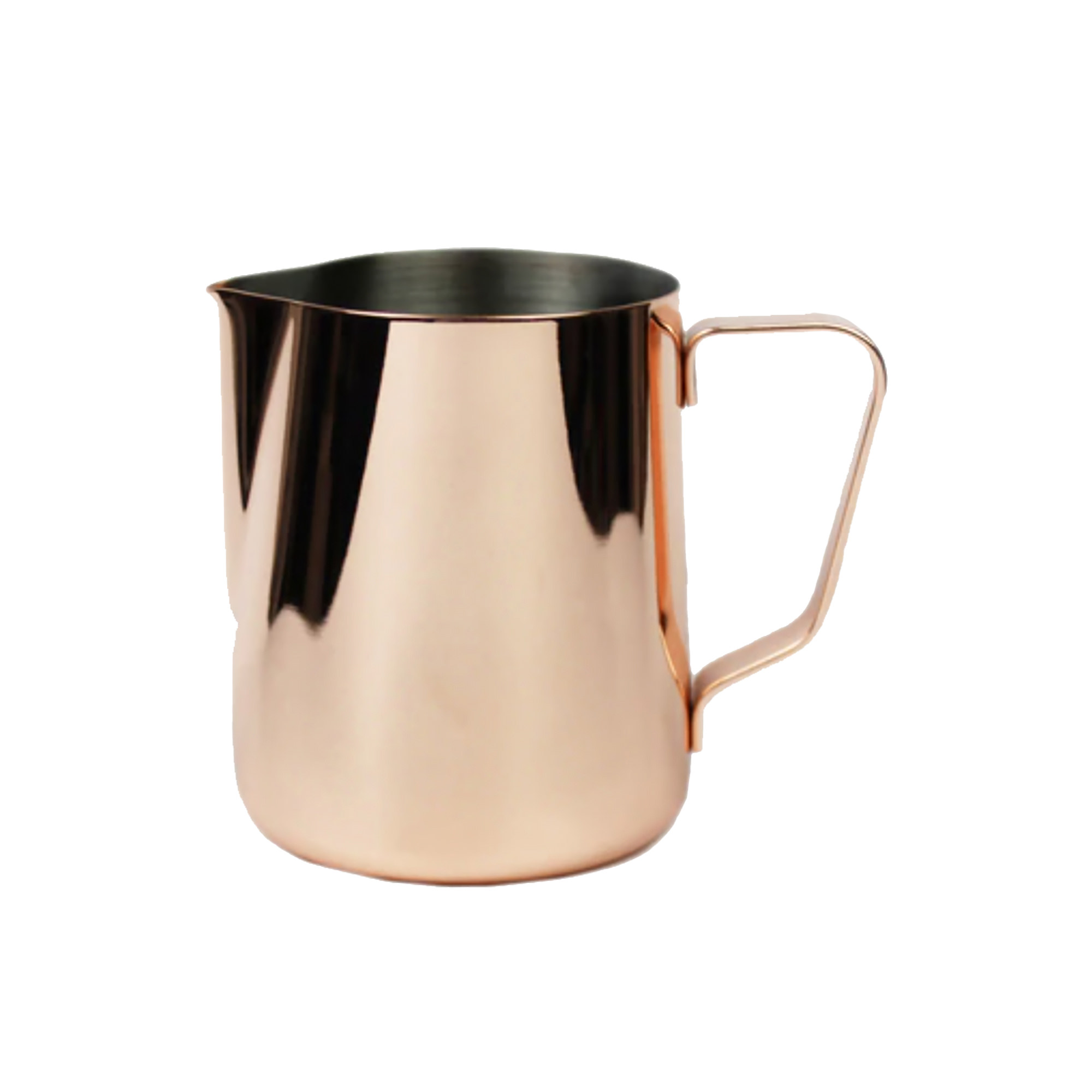 Coffee Culture Milk Frothing Jug 350ml Copper