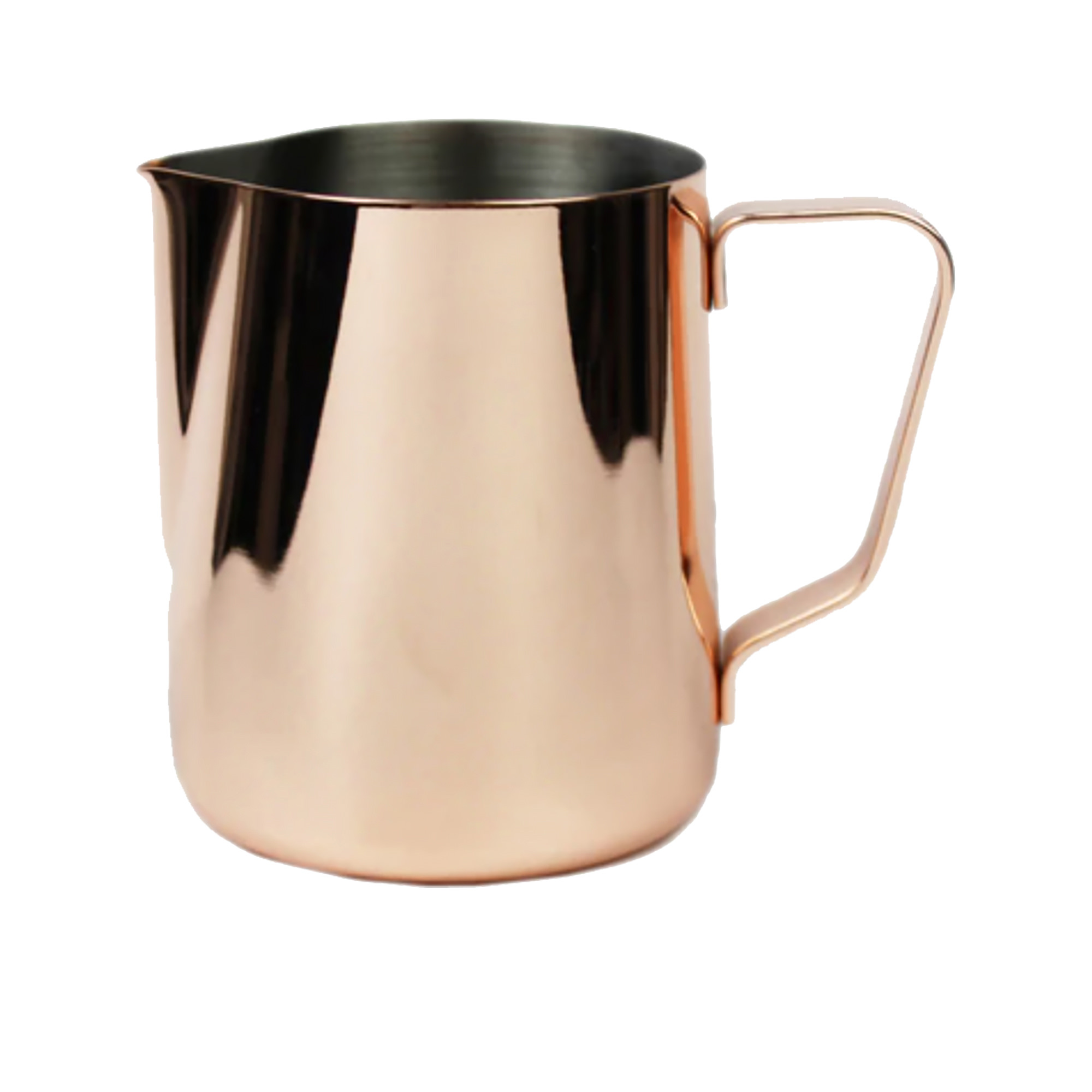 Coffee Culture Milk Frothing Jug 600ml Copper