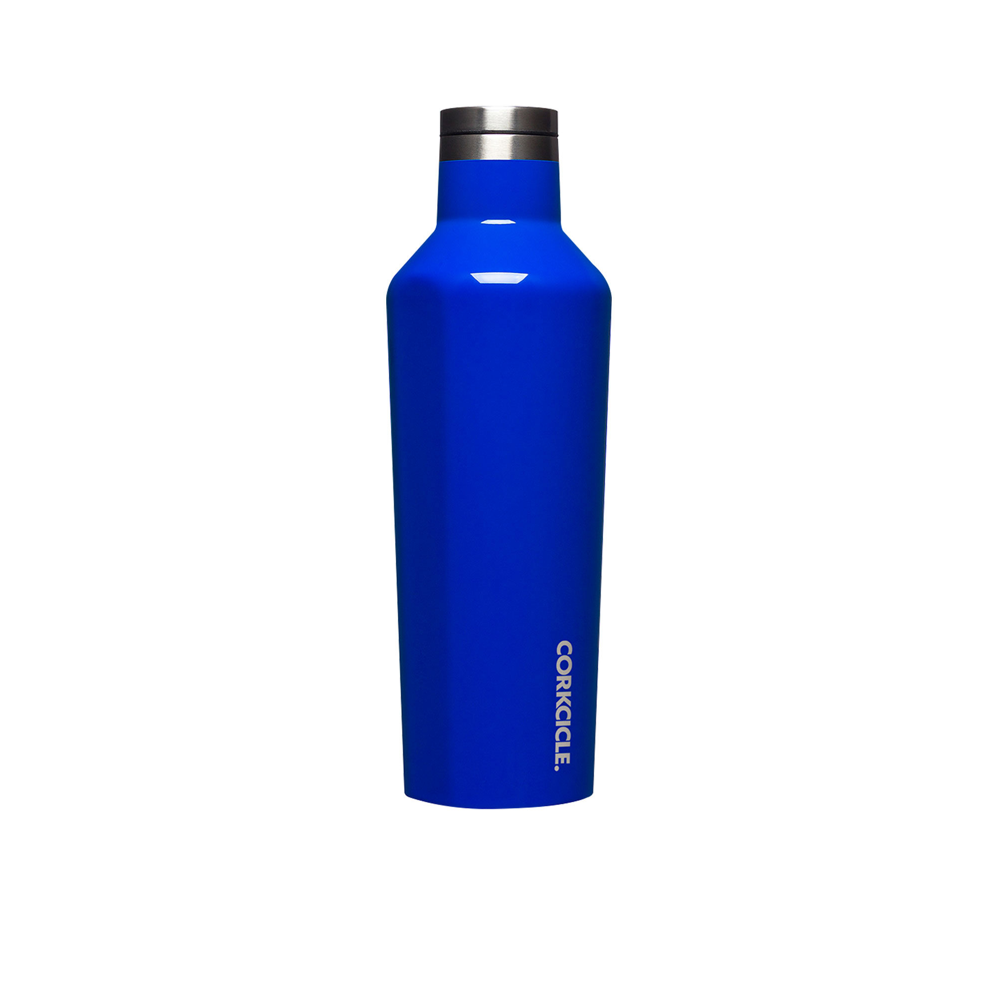 Corkcicle Classic Canteen Insulated Drink Bottle 475ml Cobalt