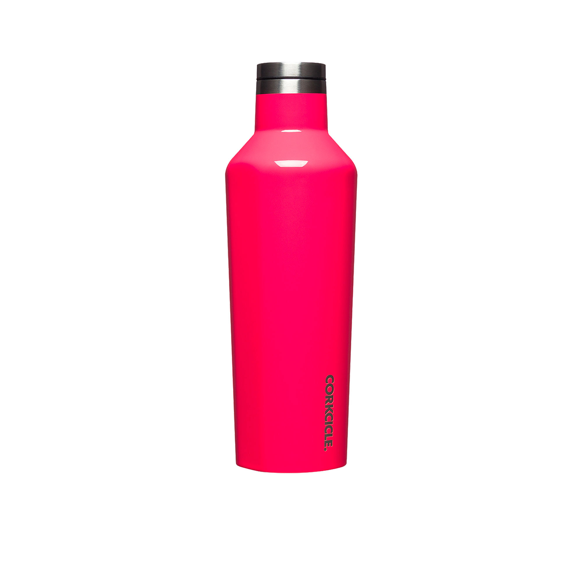 Corkcicle Classic Canteen Insulated Drink Bottle 475ml Flamingo