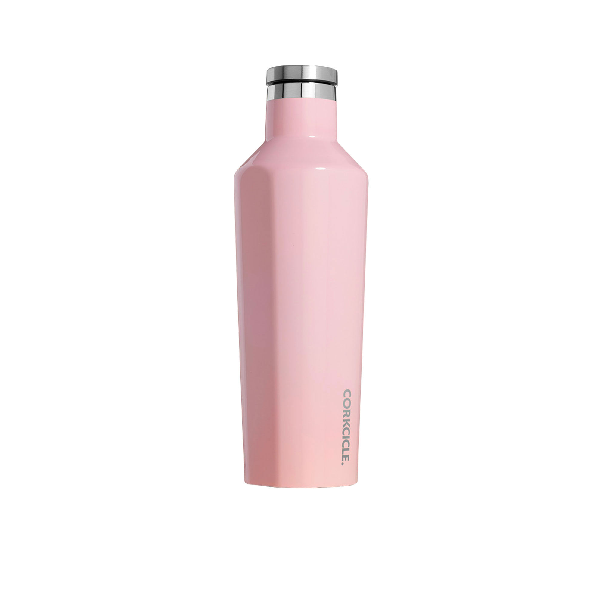 Corkcicle Classic Canteen Insulated Drink Bottle 475ml Rose Quartz