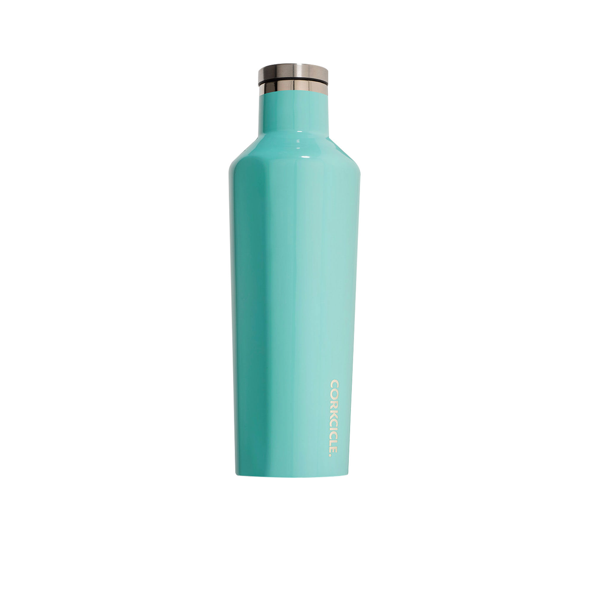 Corkcicle Classic Canteen Insulated Drink Bottle 475ml Turquoise