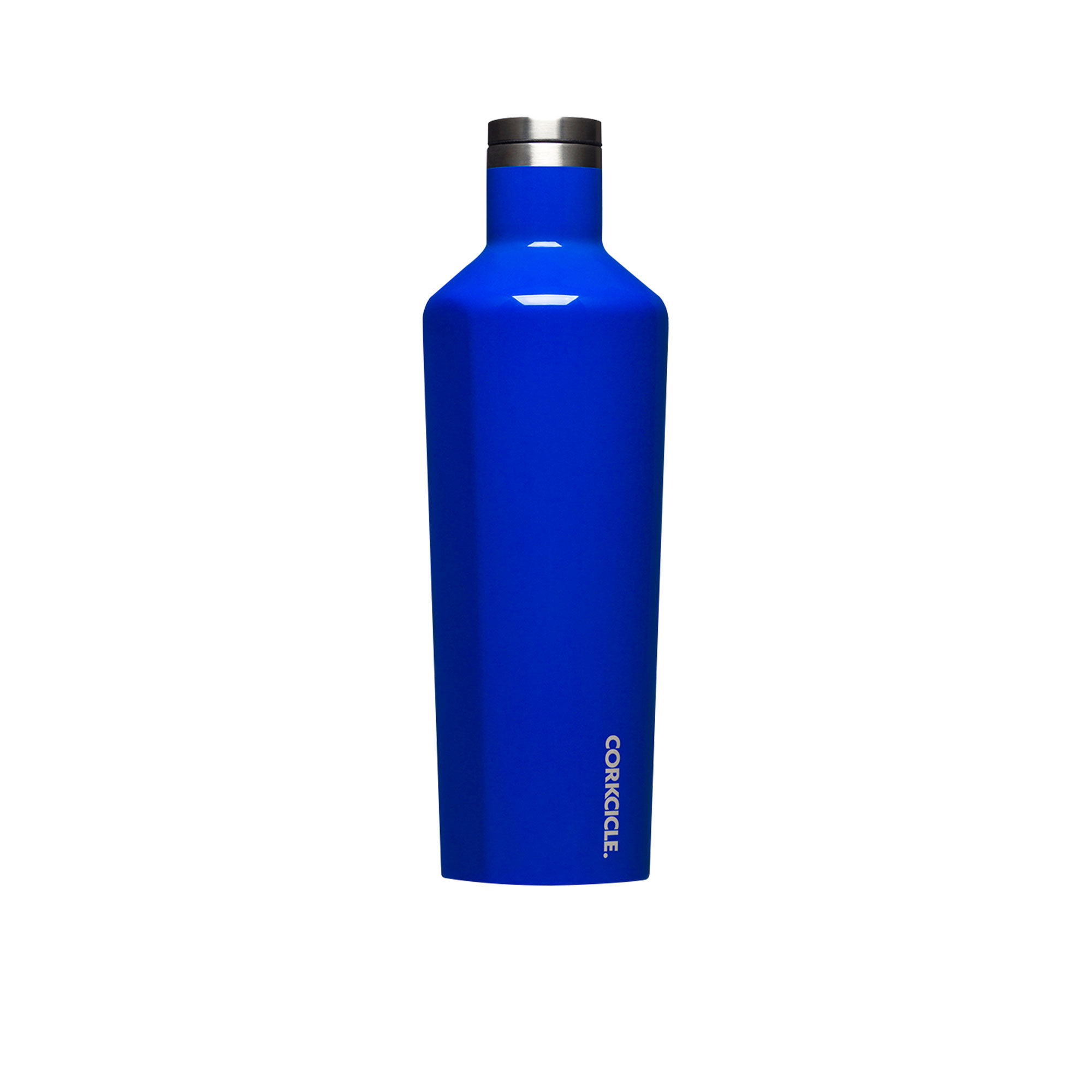Corkcicle Classic Canteen Insulated Drink Bottle 750ml Cobalt