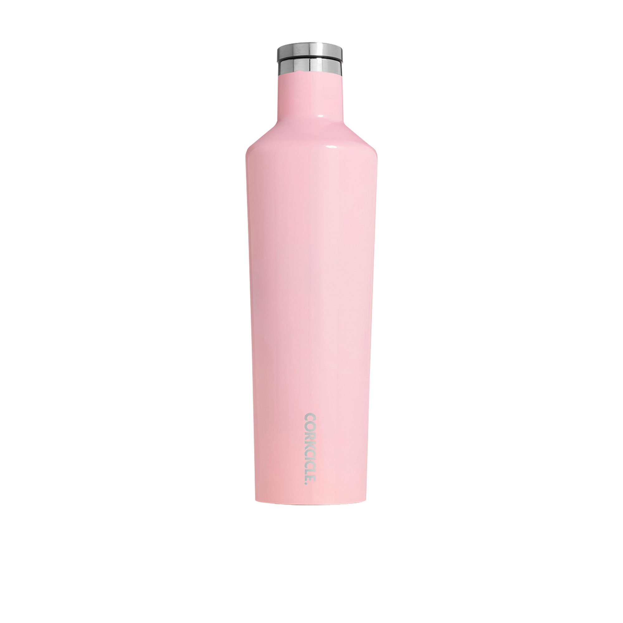 Corkcicle Classic Canteen Insulated Drink Bottle 750ml Rose Quartz