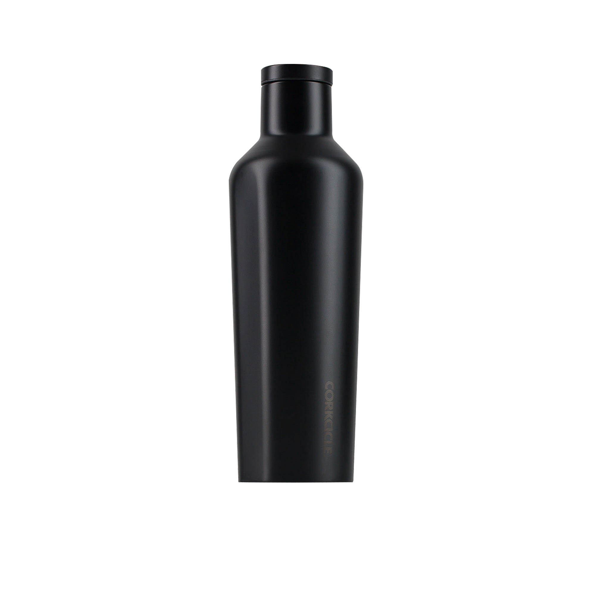 Corkcicle Dipped Canteen Insulated Drink Bottle 475ml Blackout