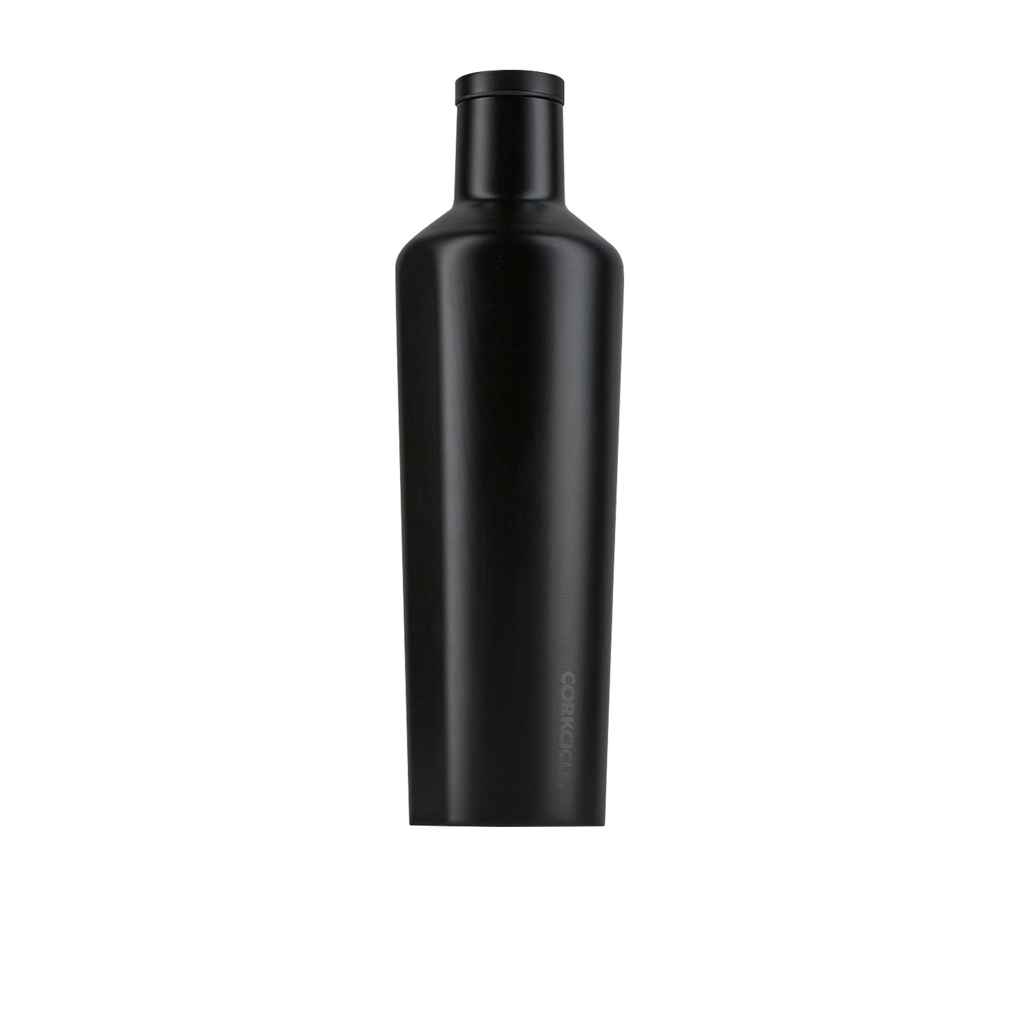 Corkcicle Dipped Canteen Insulated Drink Bottle 750ml Blackout