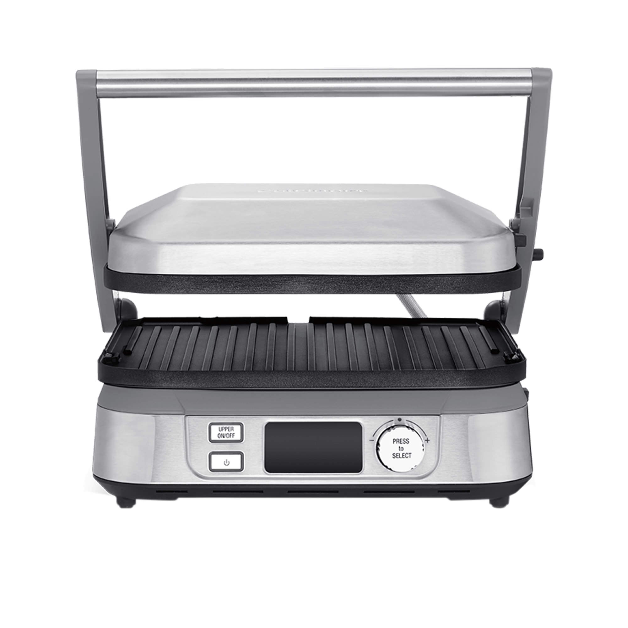 Cuisinart Griddler & Deep Pan Stainless Steel