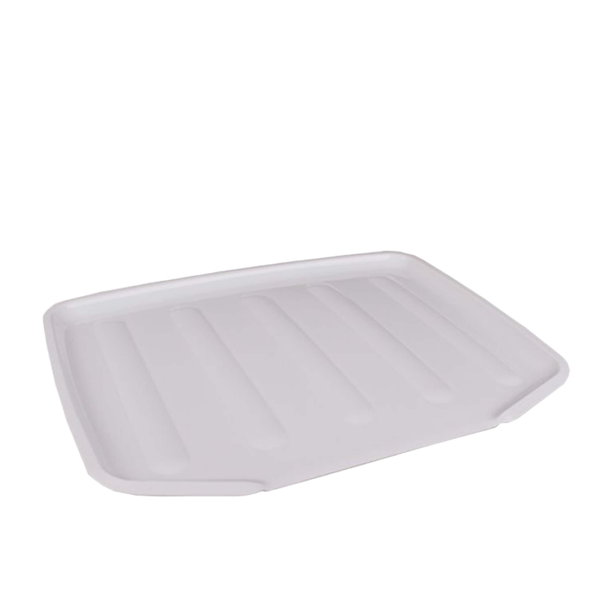 D.Line Large Dish Drainer White