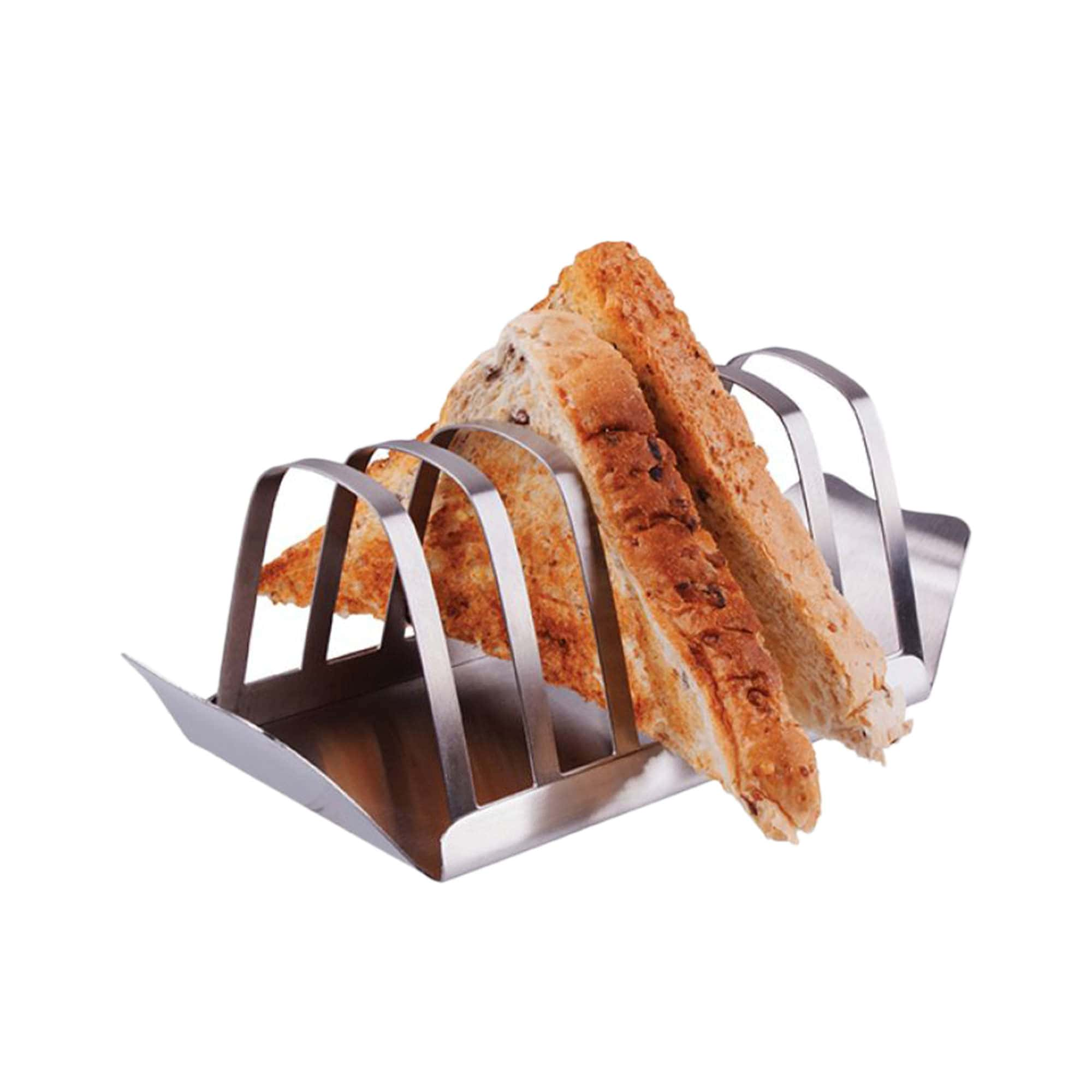 D.Line Stainless Steel Toast Rack with Tray image #4