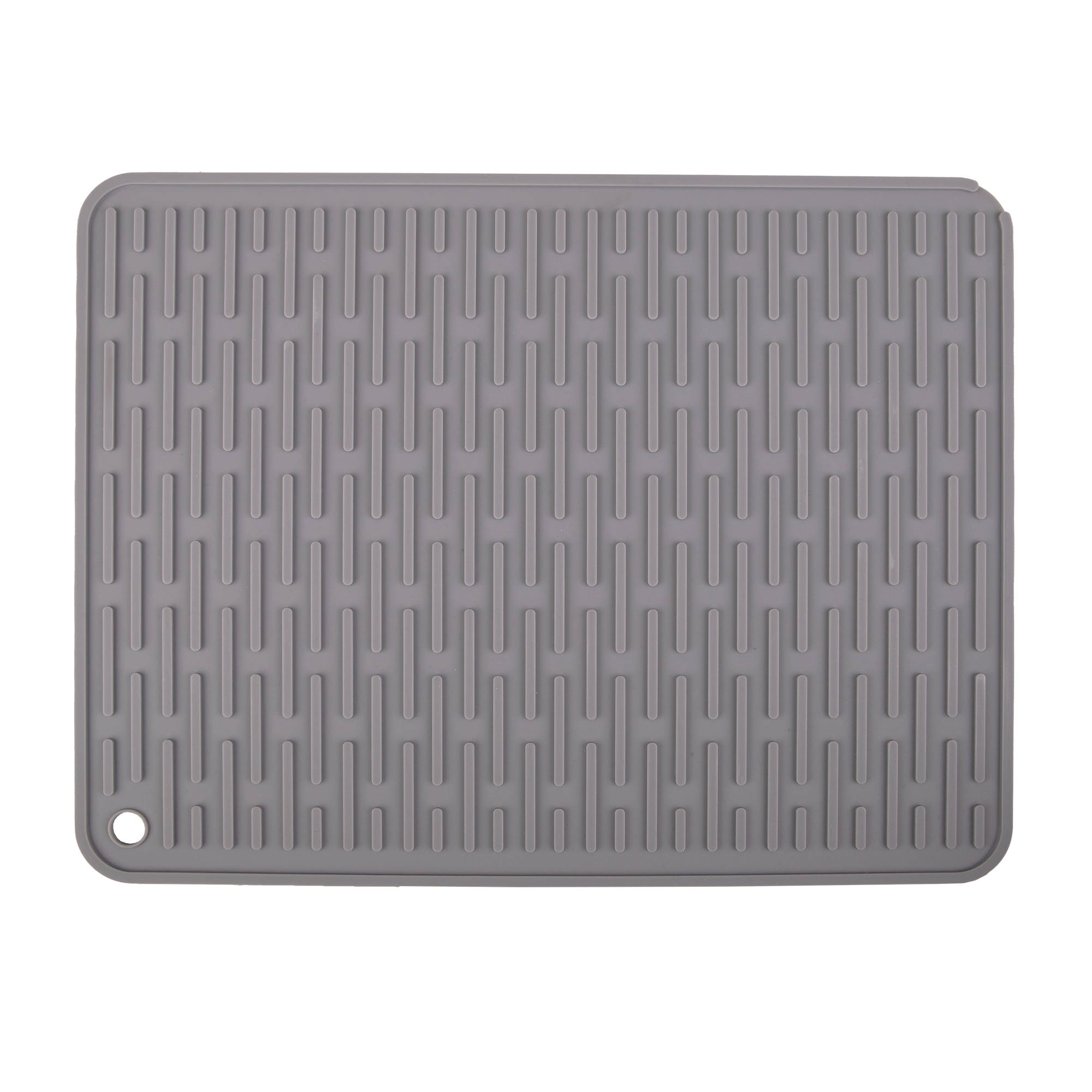 D.Line Silicone Drying Mat 40x30cm Grey